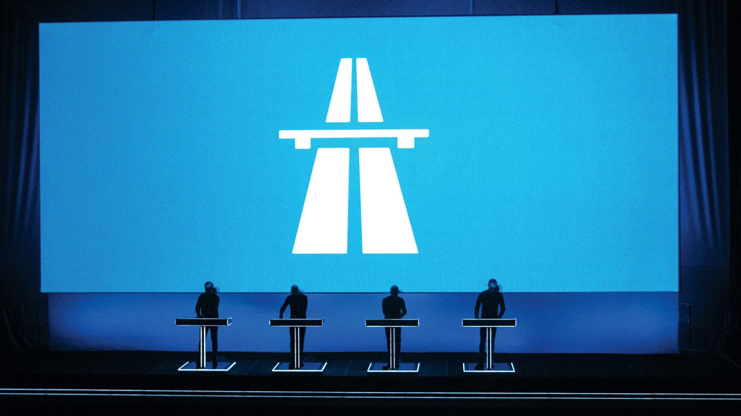 Kraftwerk's music for a Europe without end