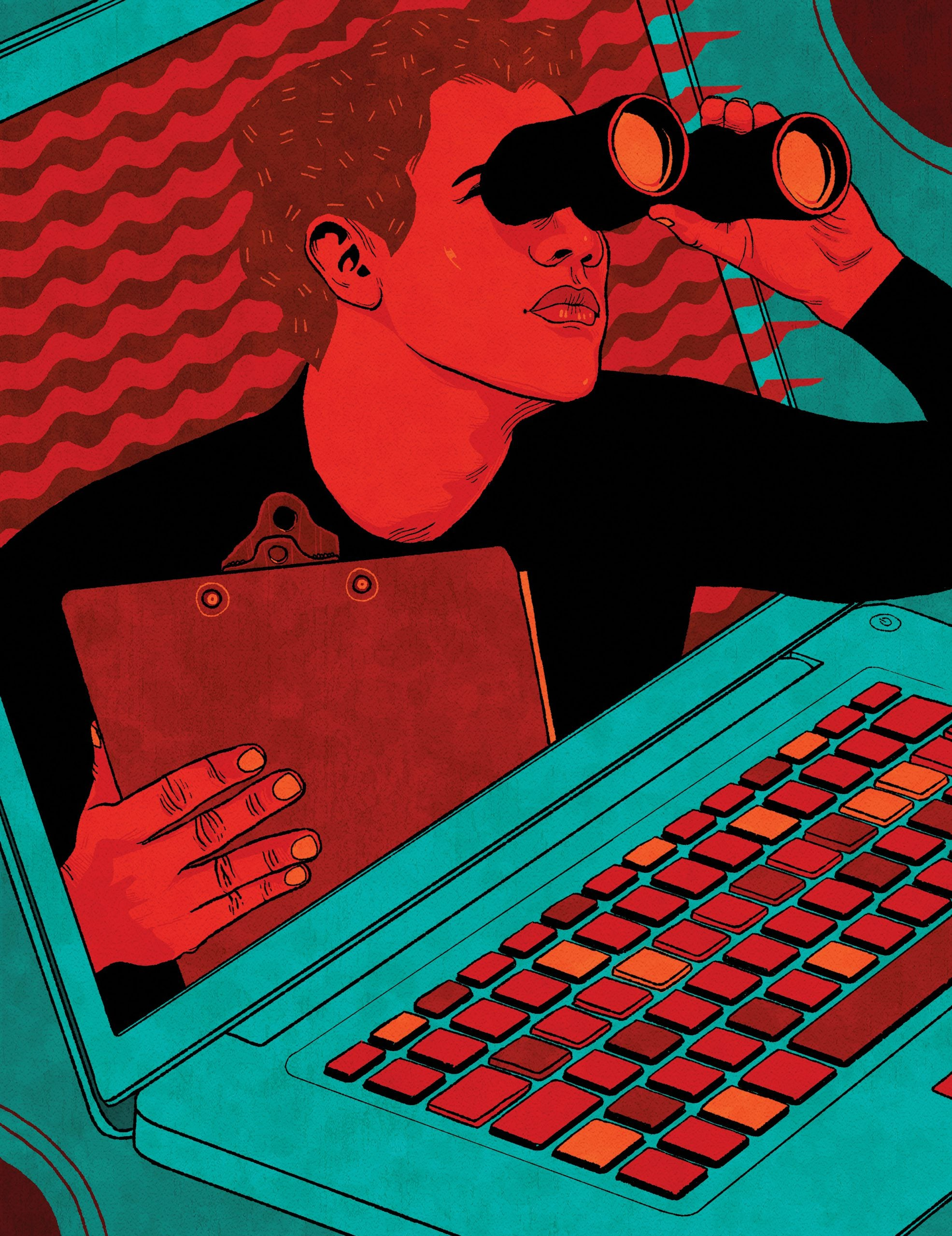 Slouching towards dystopia: the rise of surveillance capitalism and the death of privacy