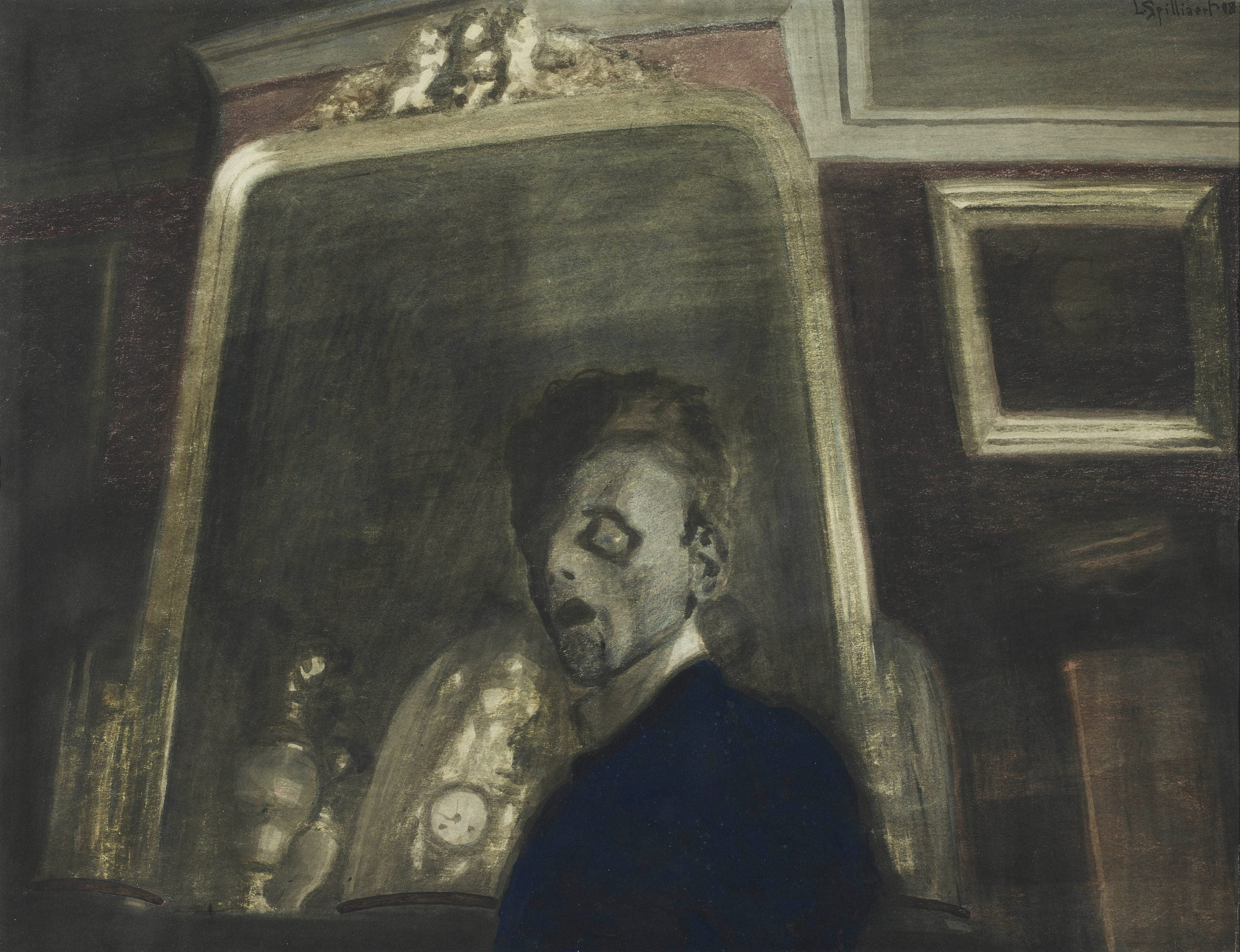 The haunted, monochrome pictures of Léon Spilliaert