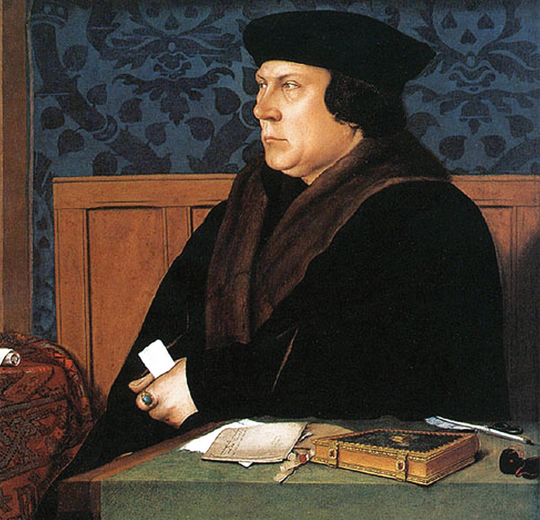 Hilary Mantel's complex, conflicted Thomas Cromwell