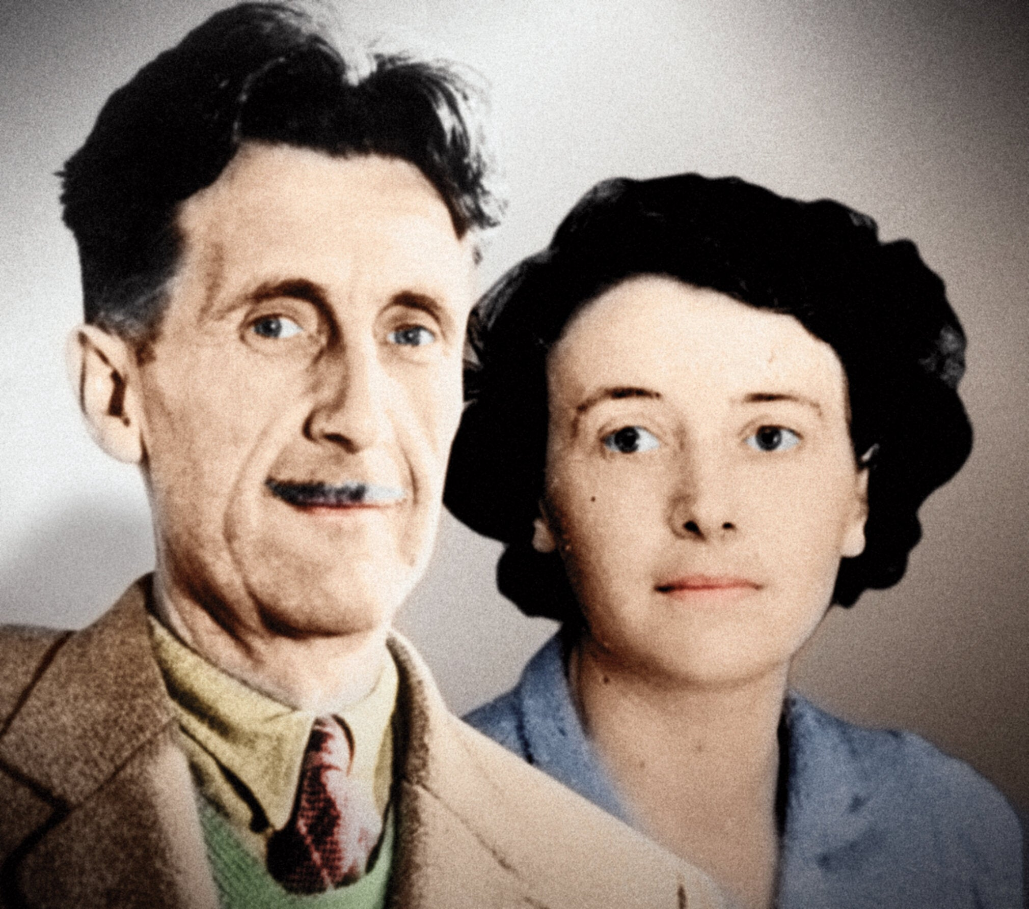 The sacrifices of George Orwell's first wife