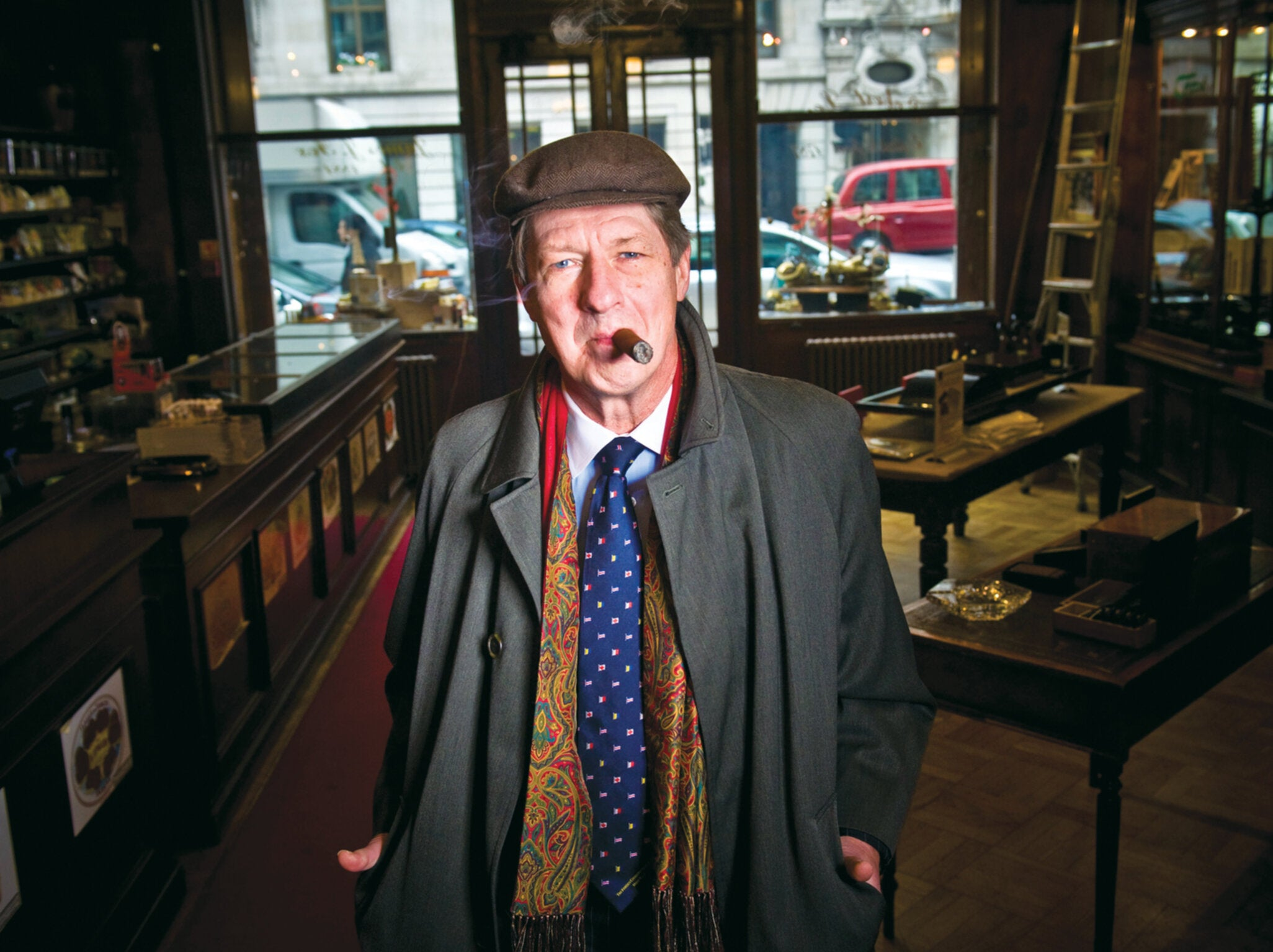 """PJ O'Rourke: """"I thought Trump was unstable, dangerous. I still do"""""""