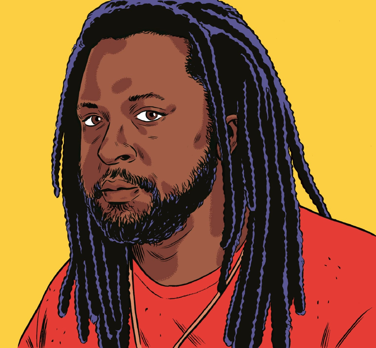 """Marlon James Q&A: """"I was an exorcist in another life"""""""