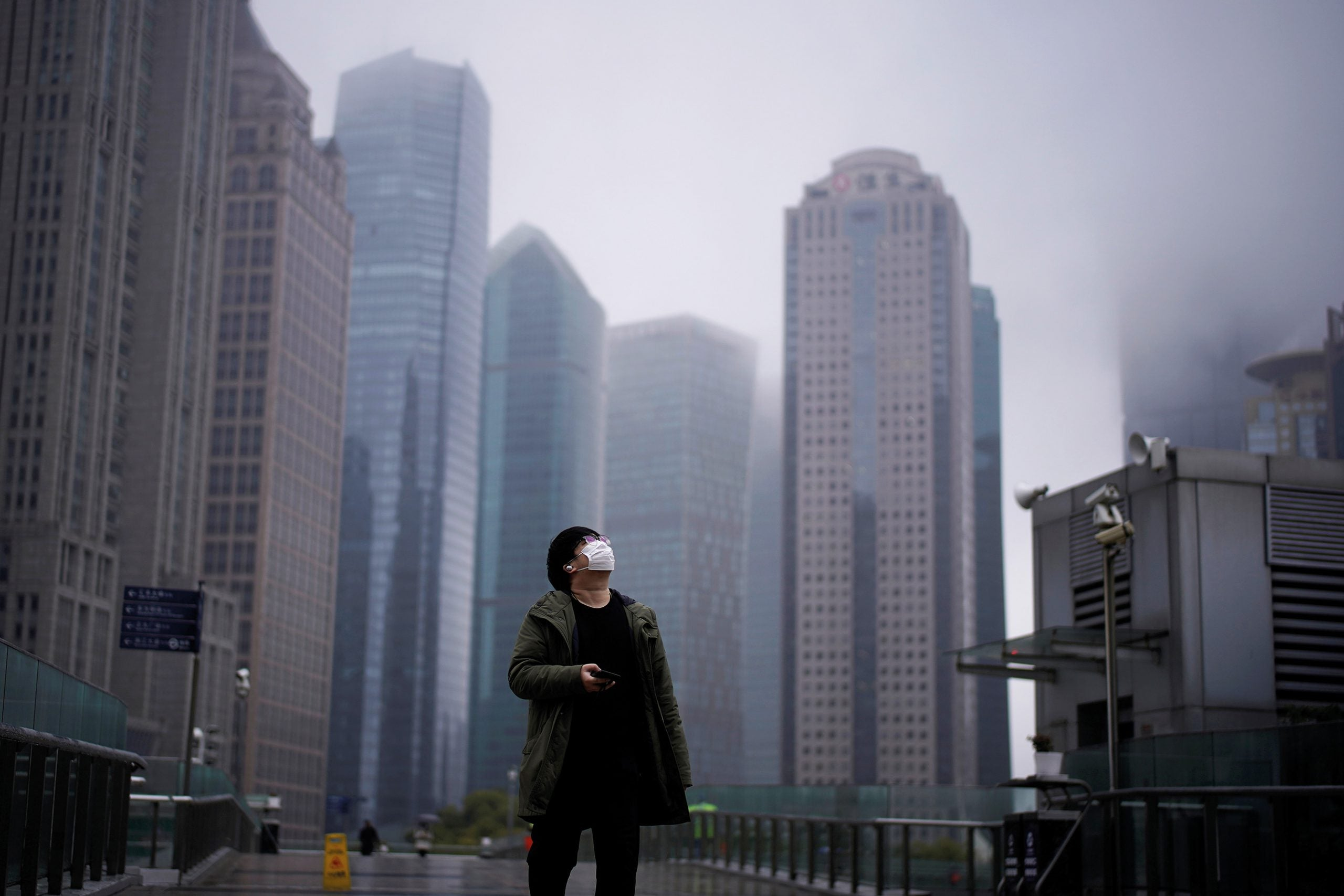 The state transformed: The crisis has turbocharged China's intrusive state capitalism