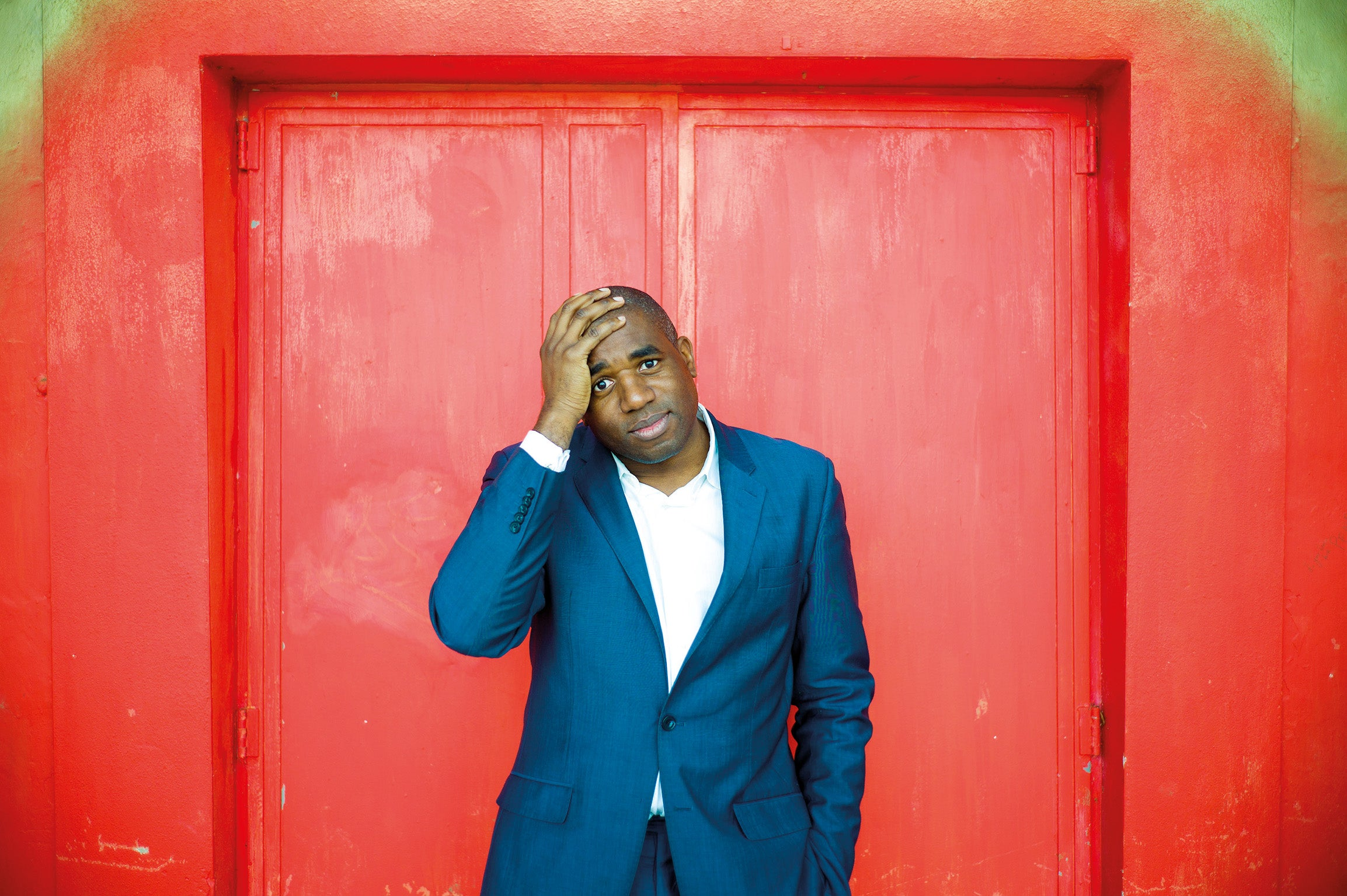 David Lammy's search for meaning