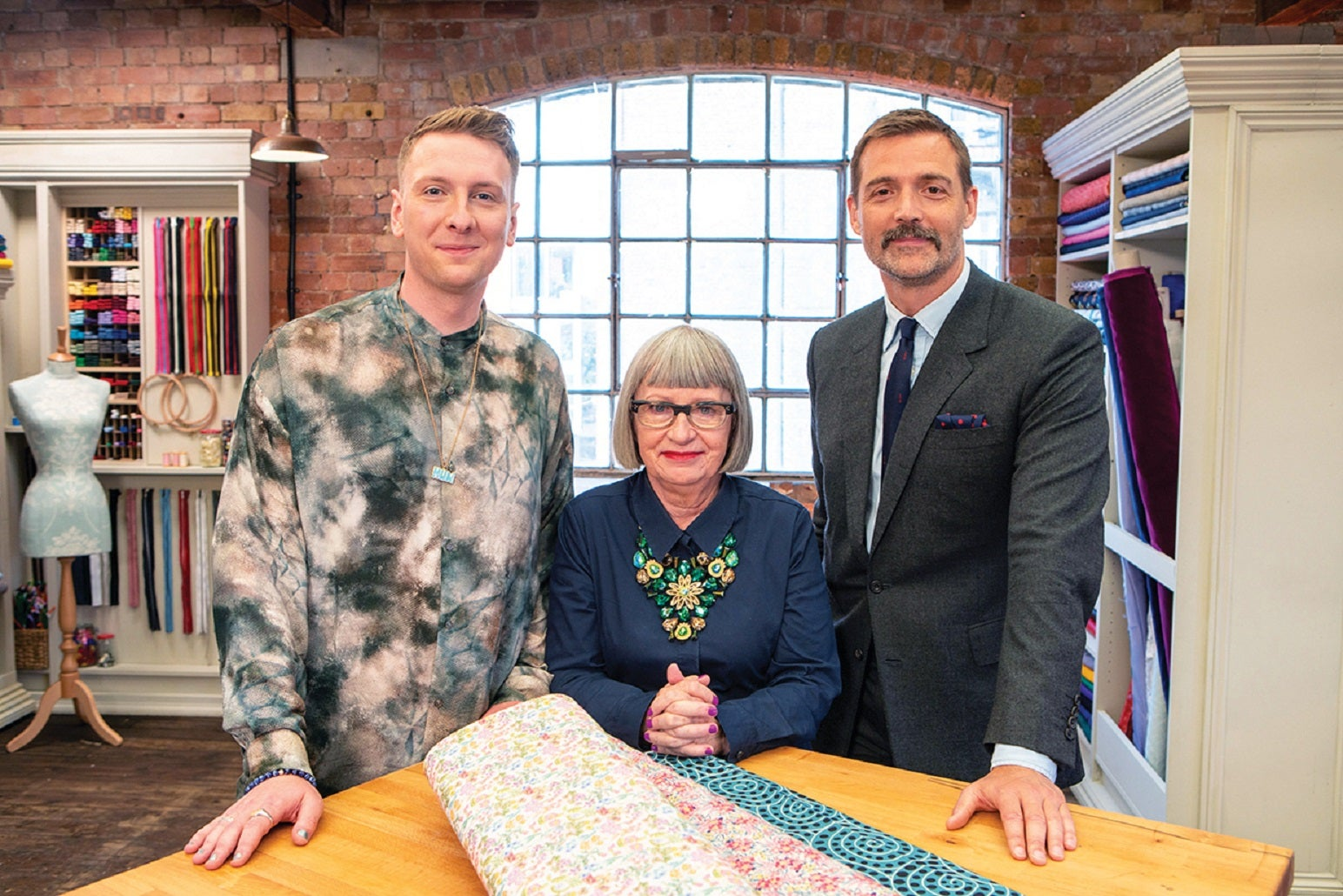 Why The Great British Sewing Bee is perfect lockdown television