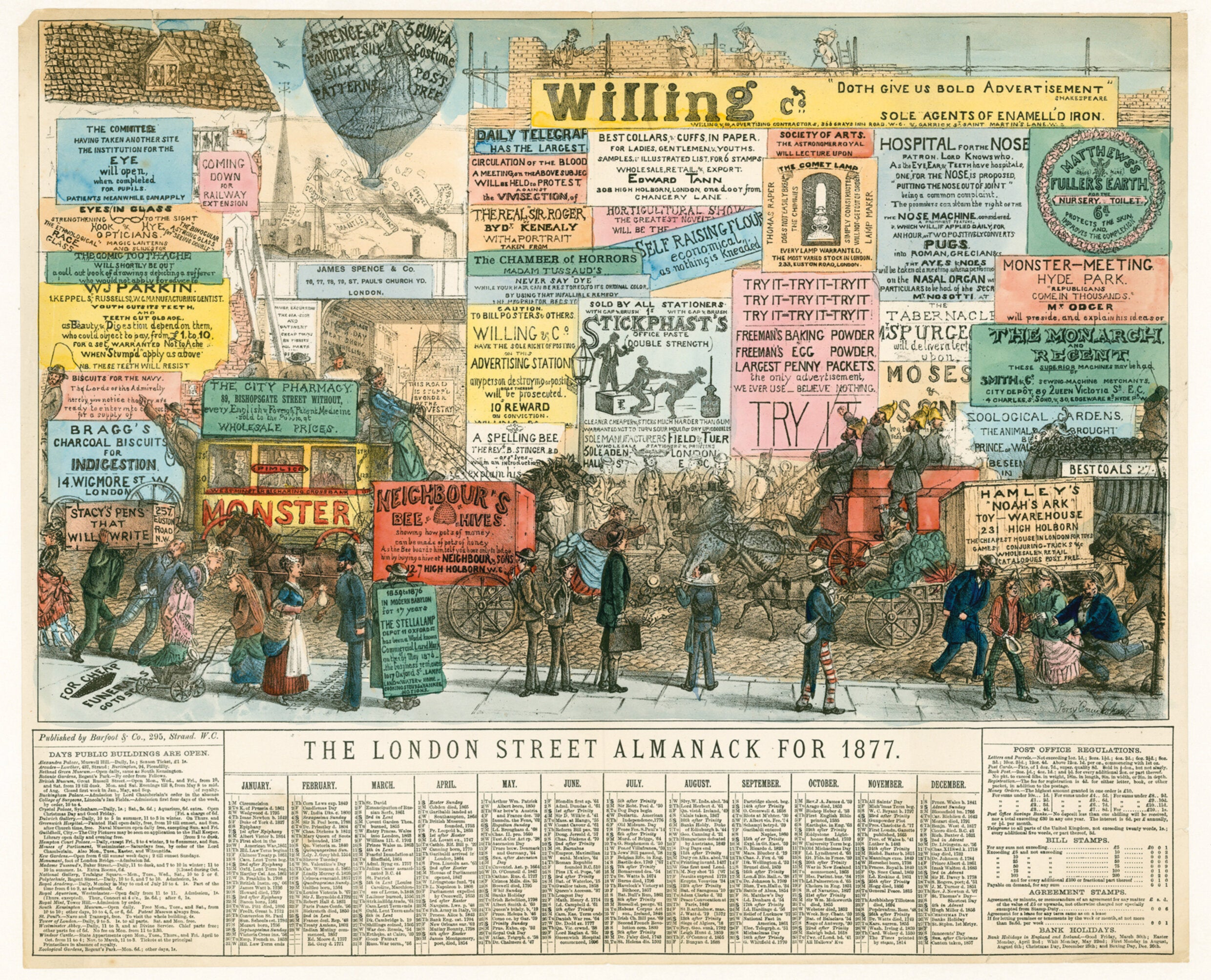 Can the almanack survive in the digital age?