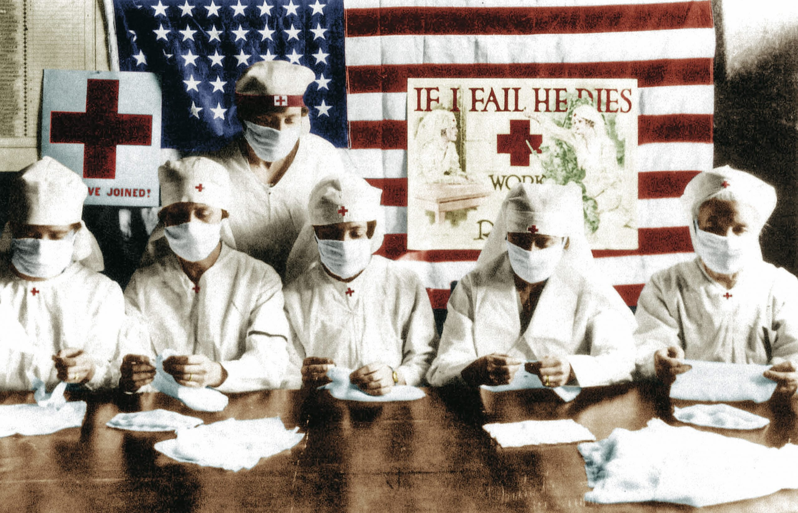 What the Spanish Flu pandemic teaches us today