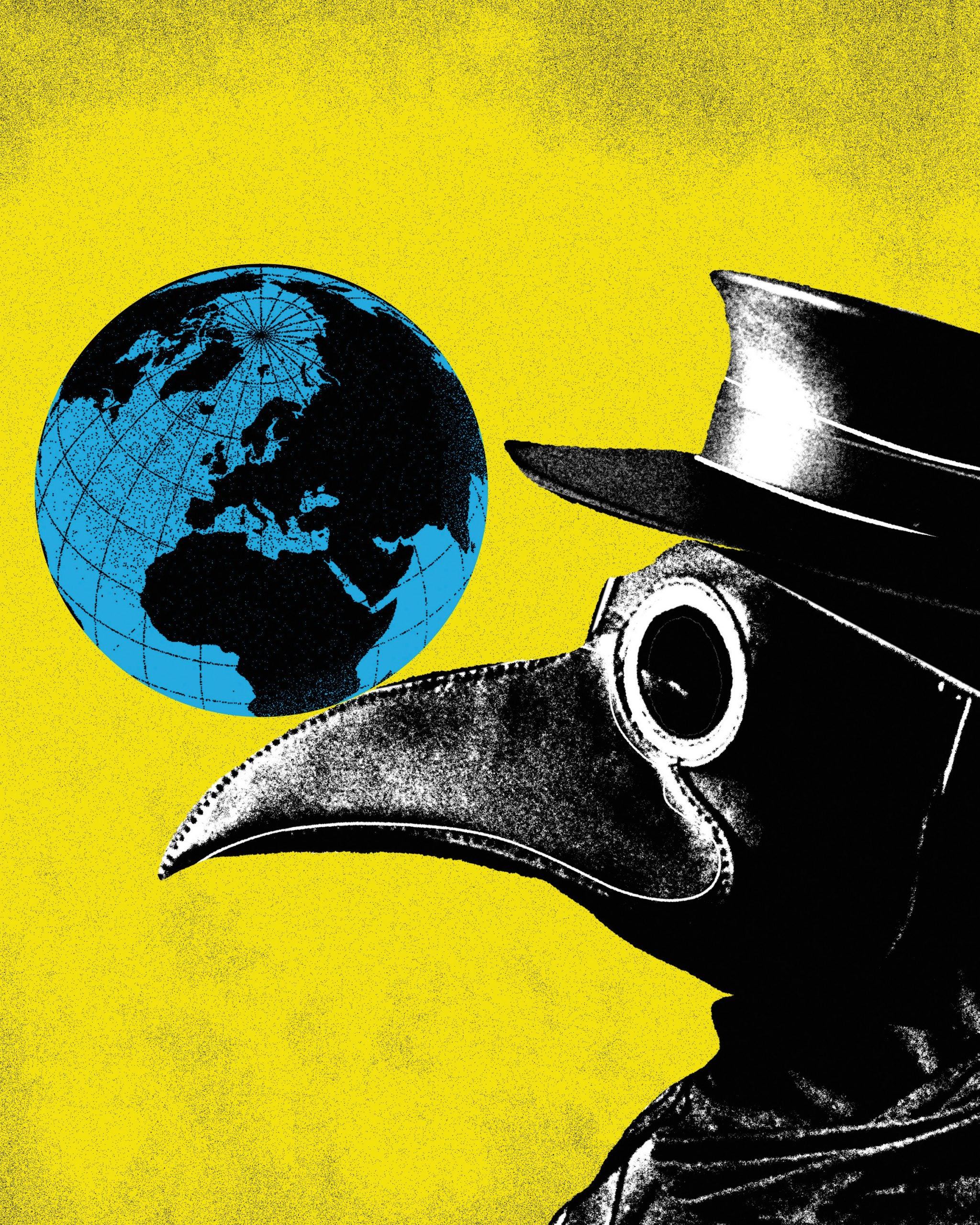 How plagues change the world
