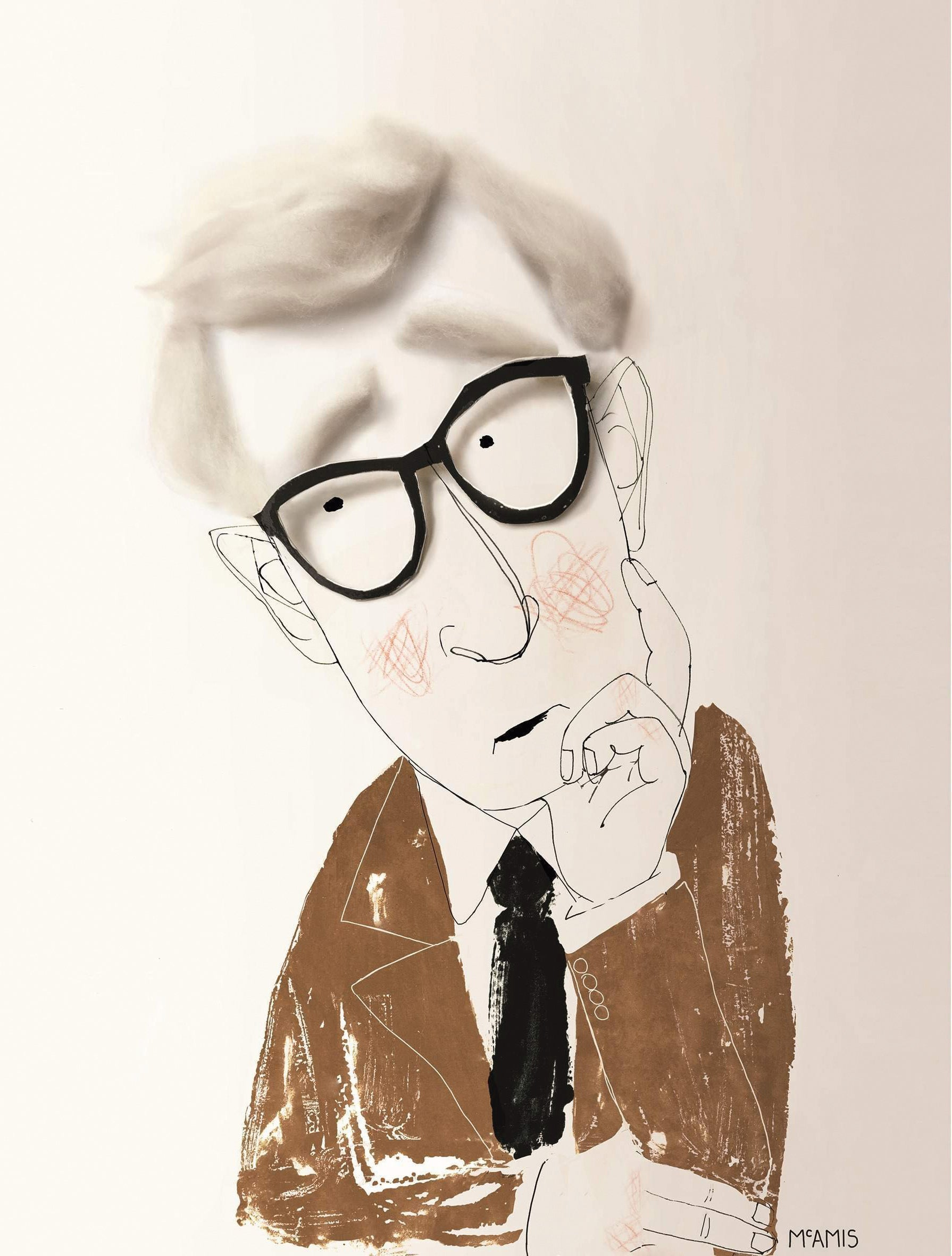 Woody Allen's memoir is as witty as it is problematic
