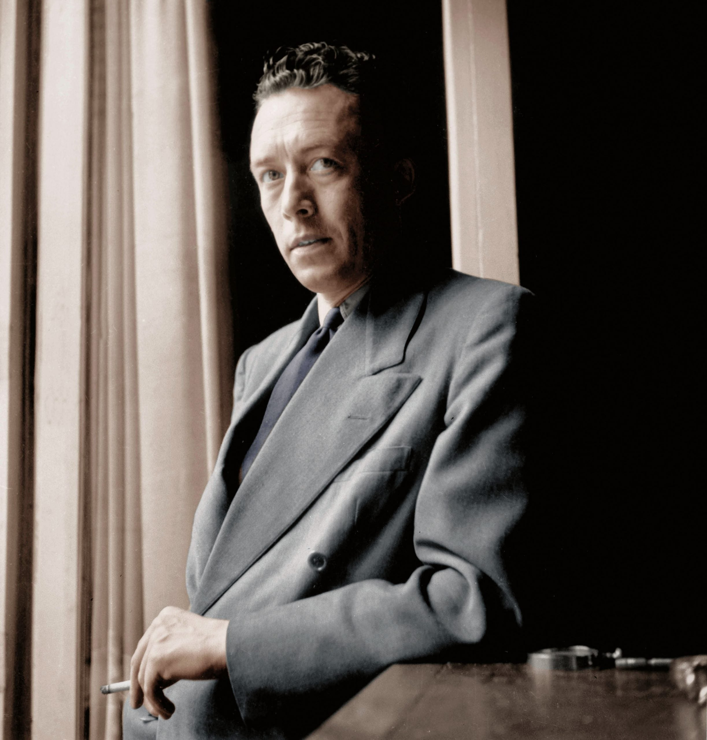 How Albert Camus's The Plague became the defining book of the coronavirus crisis