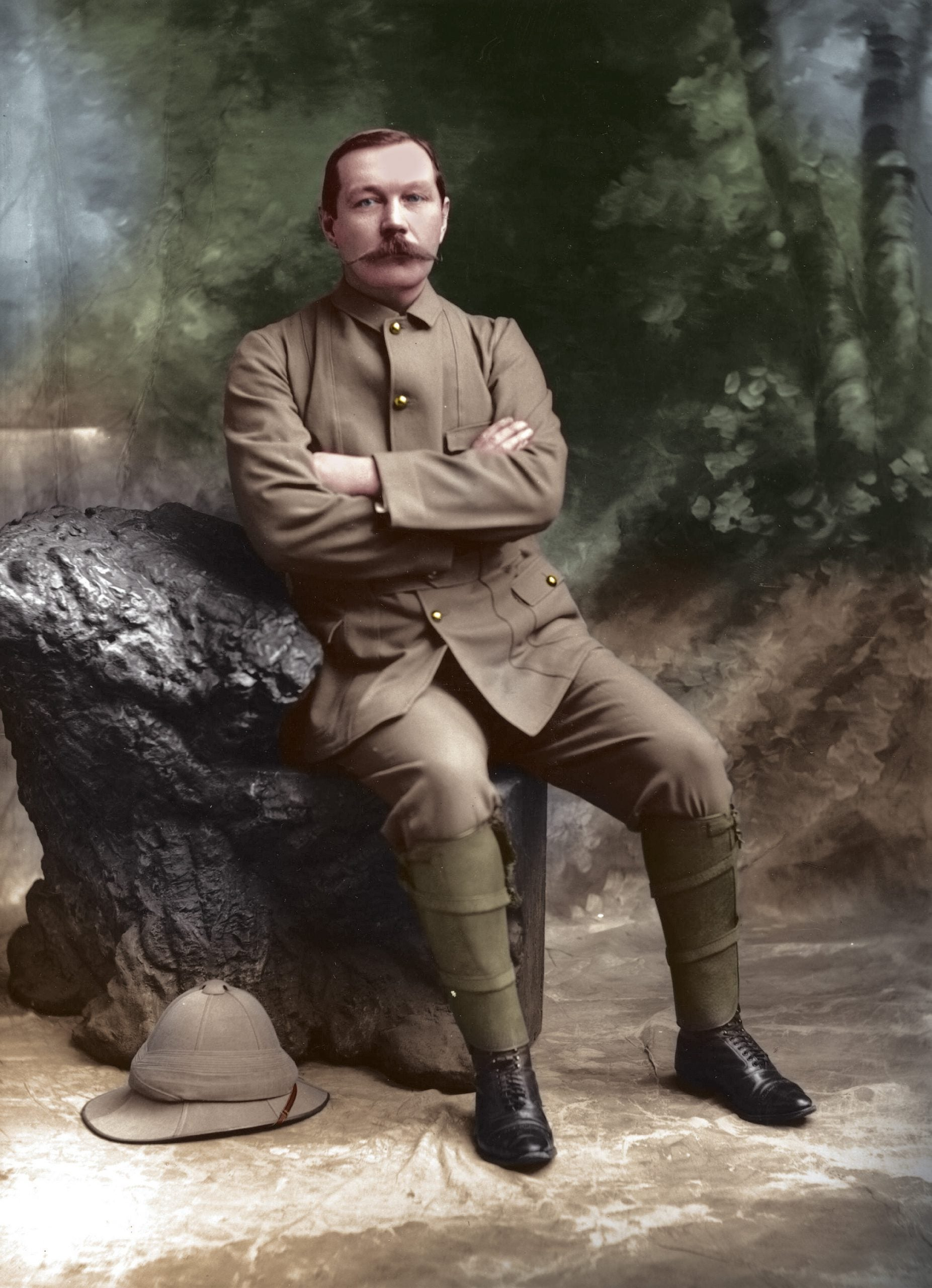 The long shadow of the Boer War
