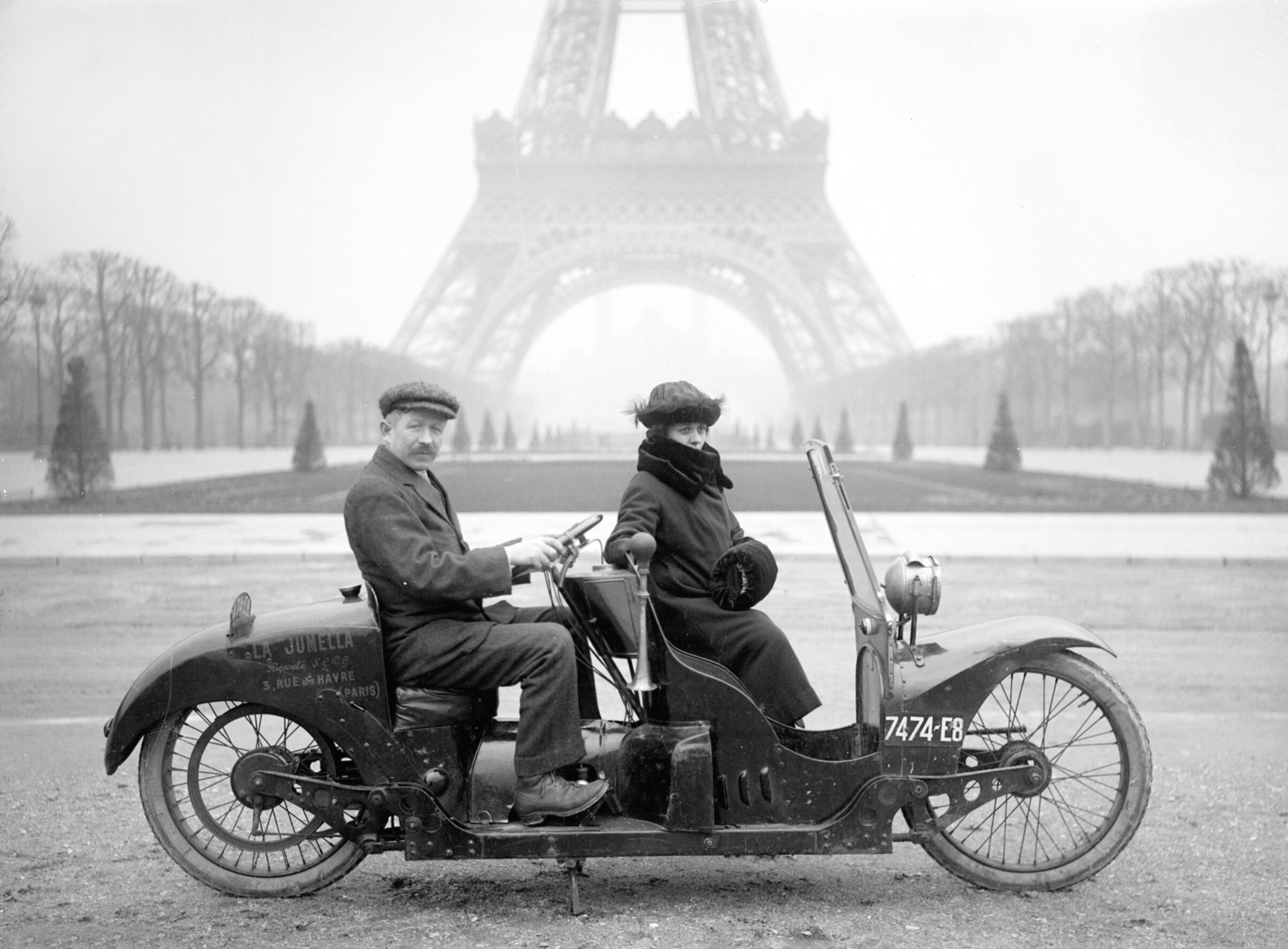 """Rediscovering """"Paris"""" by Hope Mirrlees, modernism's lost classic"""