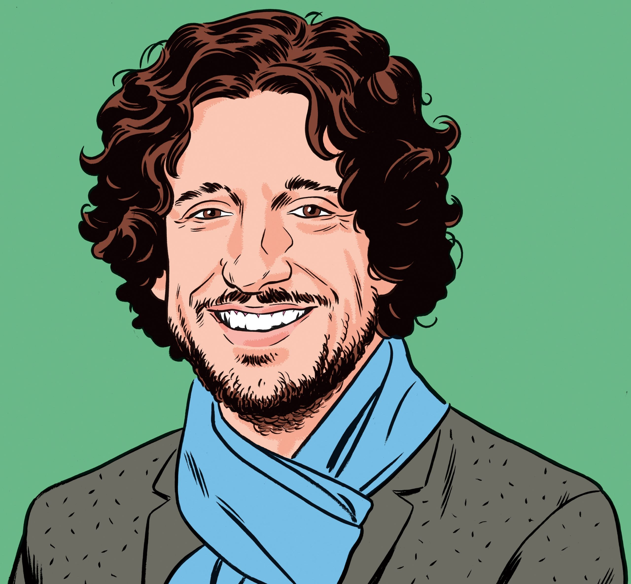 """Greg Jenner Q&A: """"People see me coming and hear the Crazy Frog ringtone"""""""