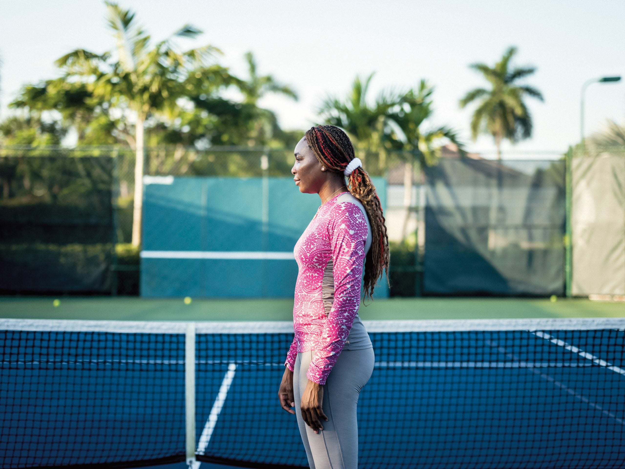 Personal Story: Venus Williams and me
