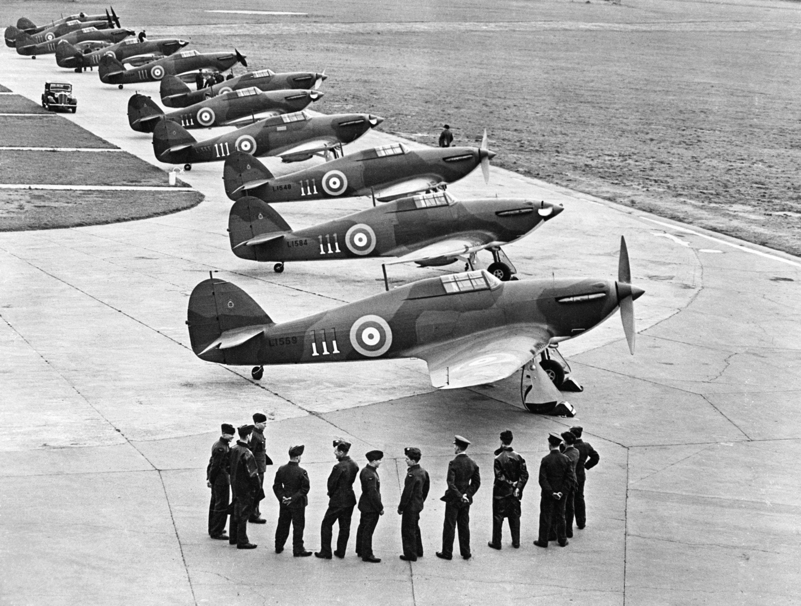 The last of the few: the future of the Battle of Britain