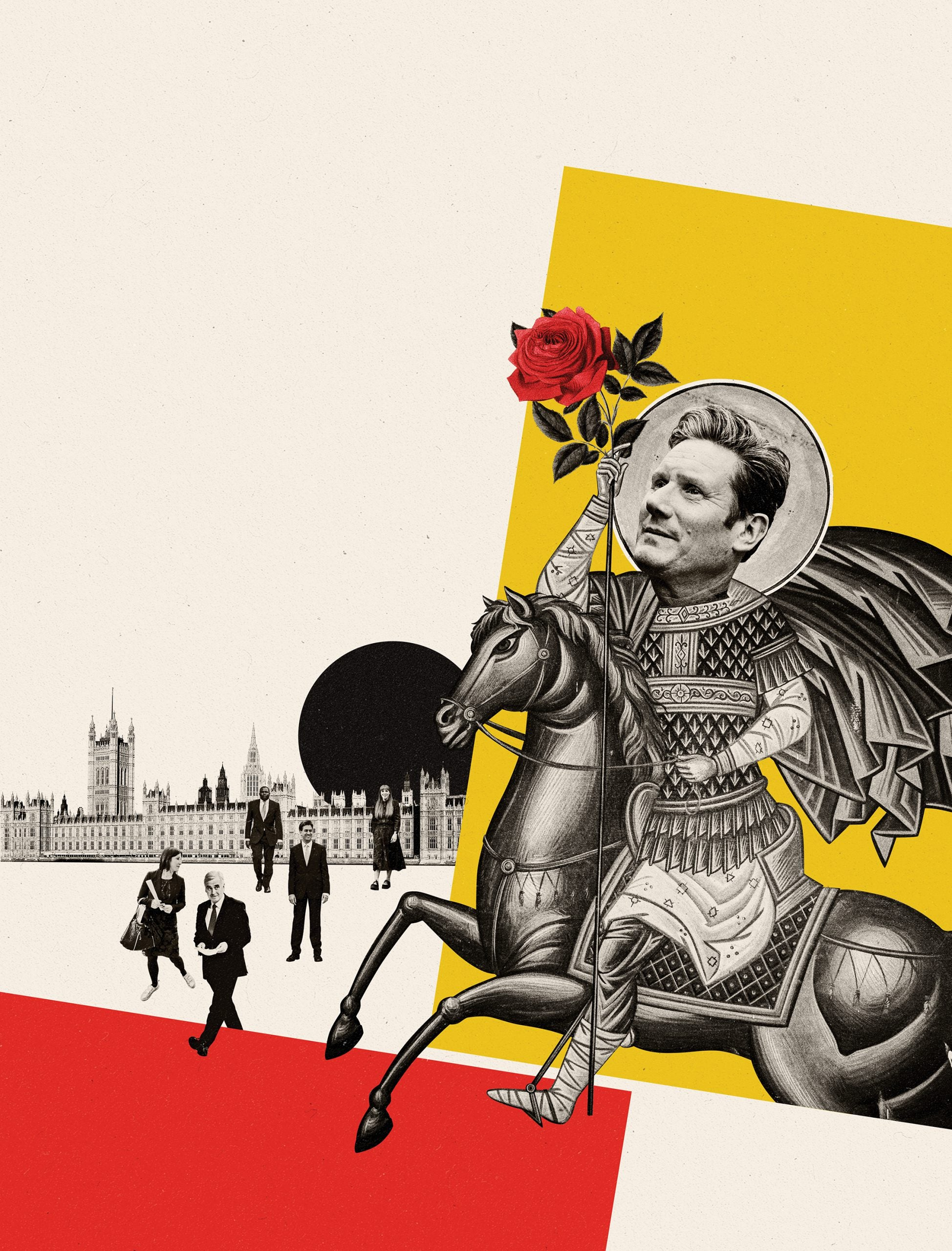 Keir Starmer's quest to reshape Labour