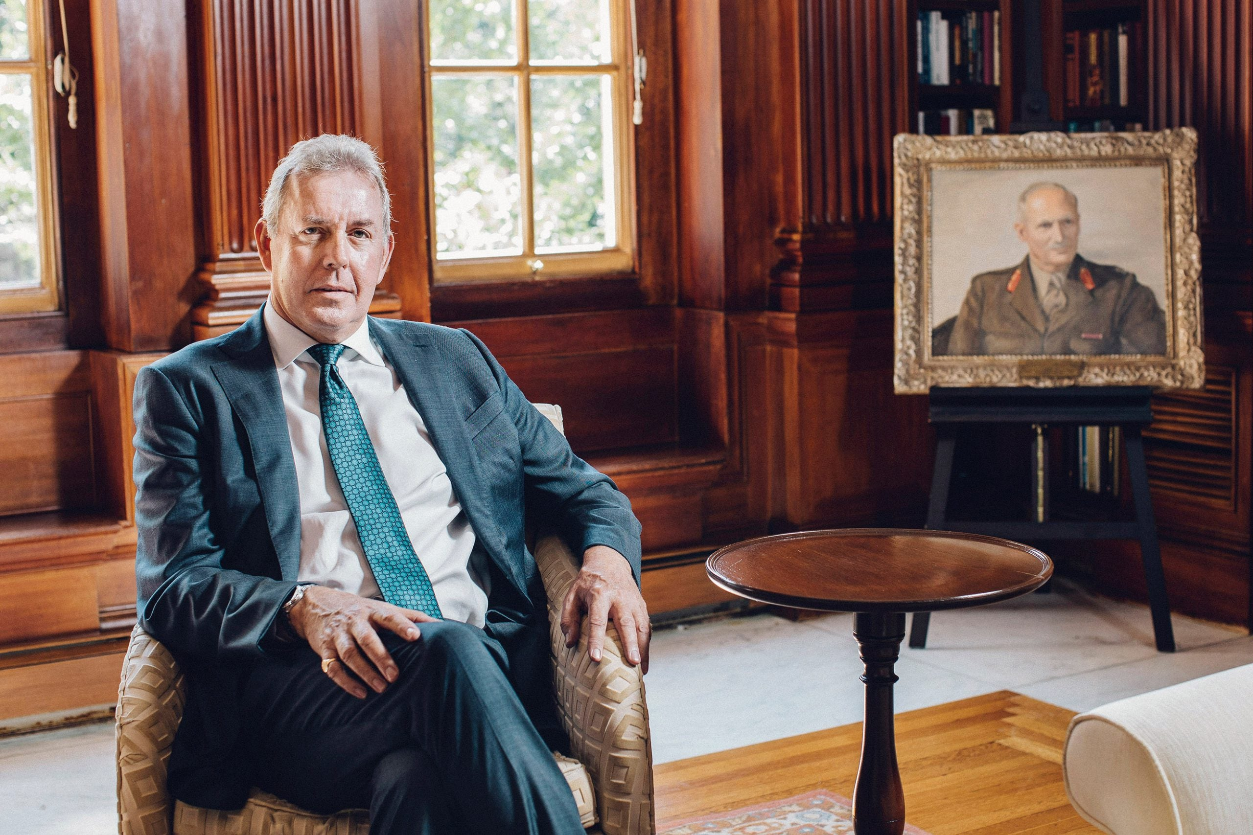 Kim Darroch and the art of the diplomat