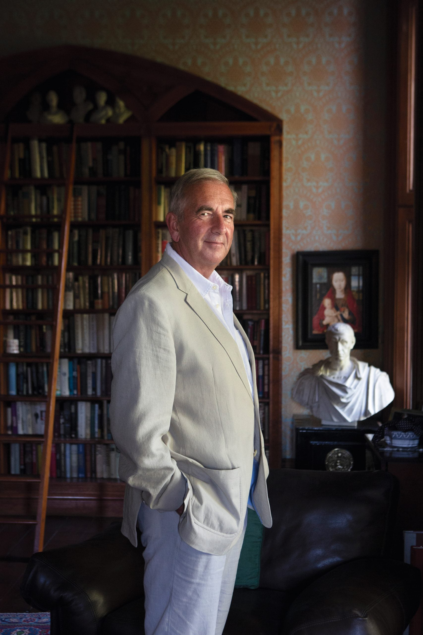 """""""We have moved into the age of irrationality"""": Robert Harris on a world being driven apart"""