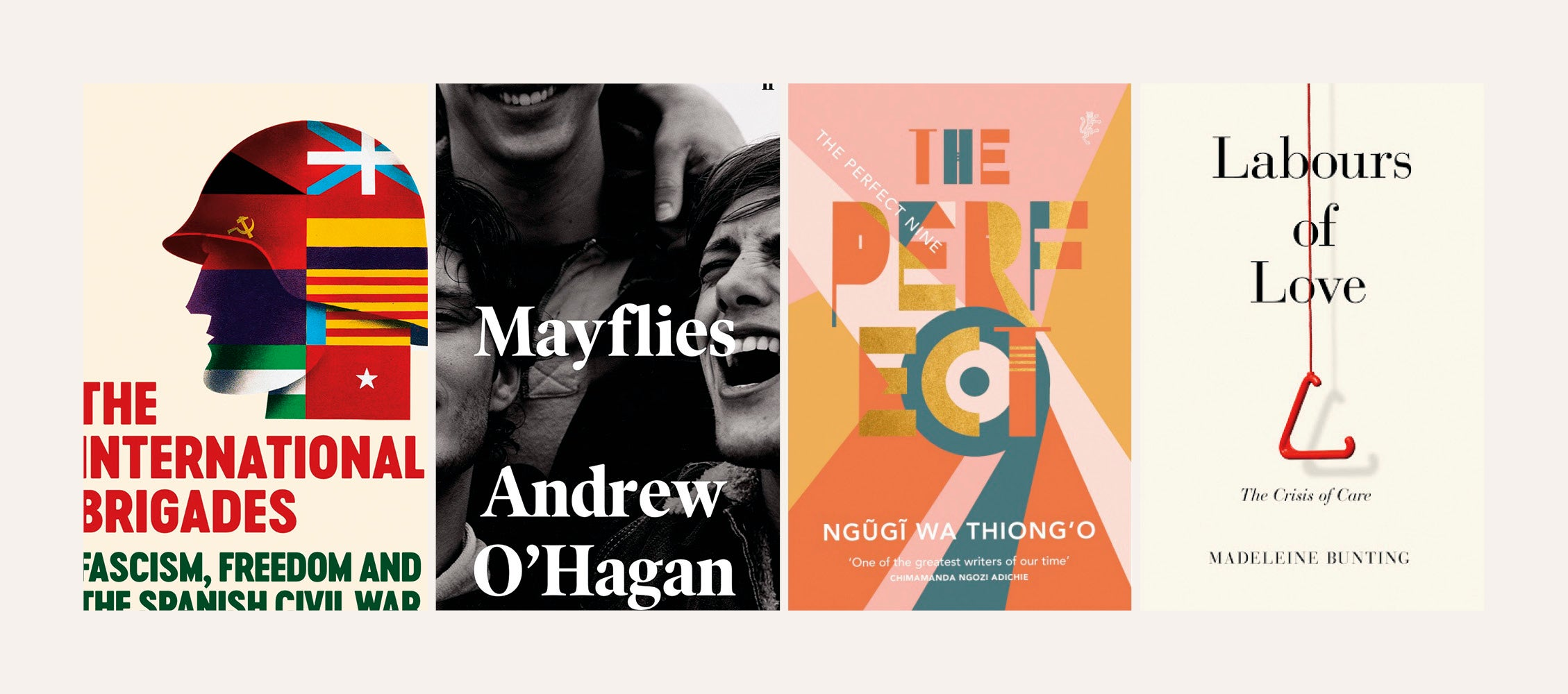 NS Recommends: New books from Andrew O'Hagan, Ngugi wa Thiong'o, Madeleine Bunting and Giles Tremlett