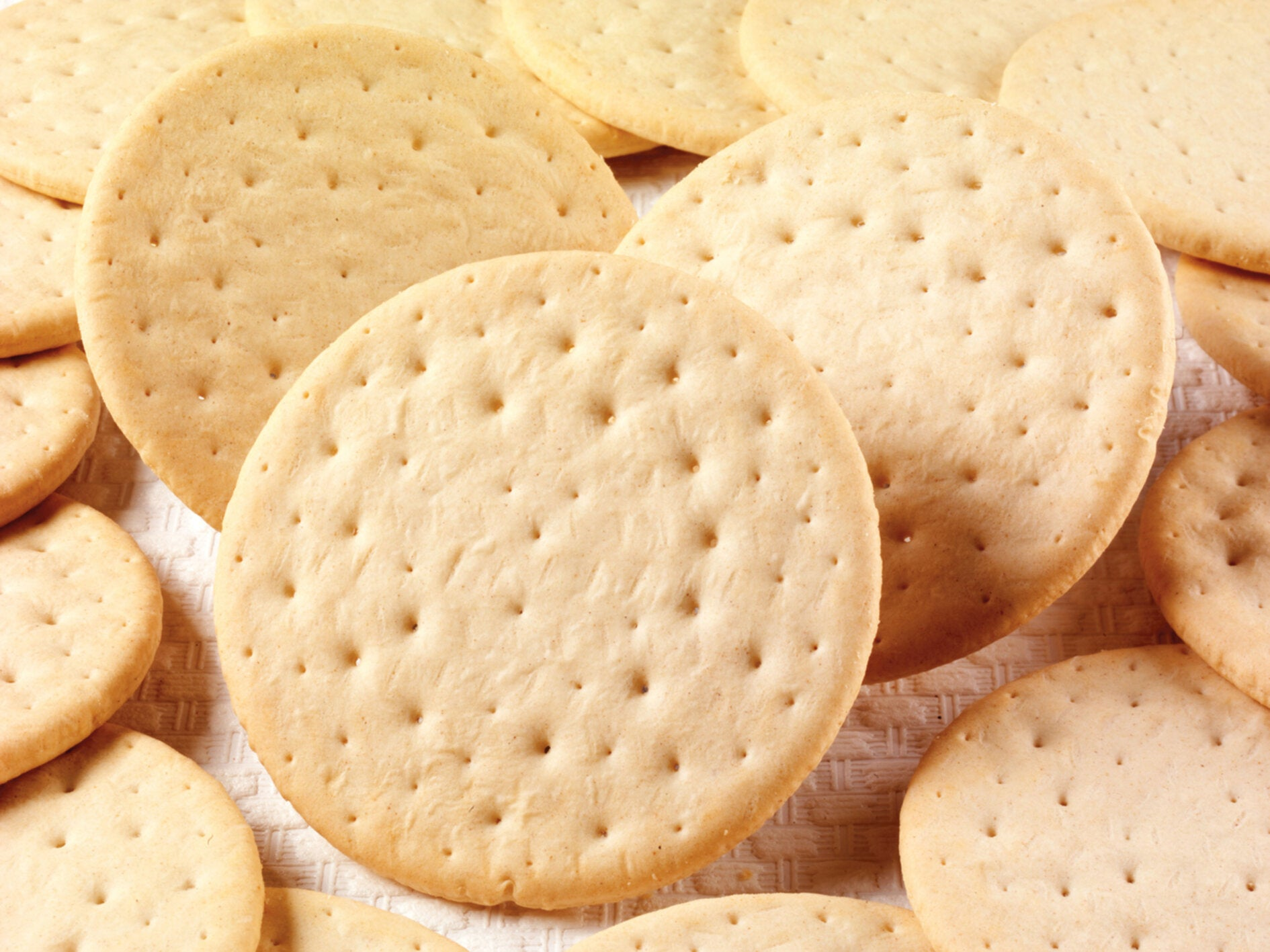 I despaired when I heard that the venerable Bath Oliver biscuit had ceased production