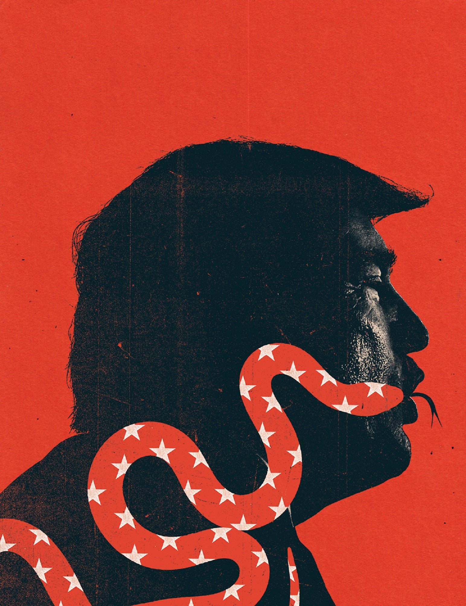 Leader: Why Trump and his clan must go