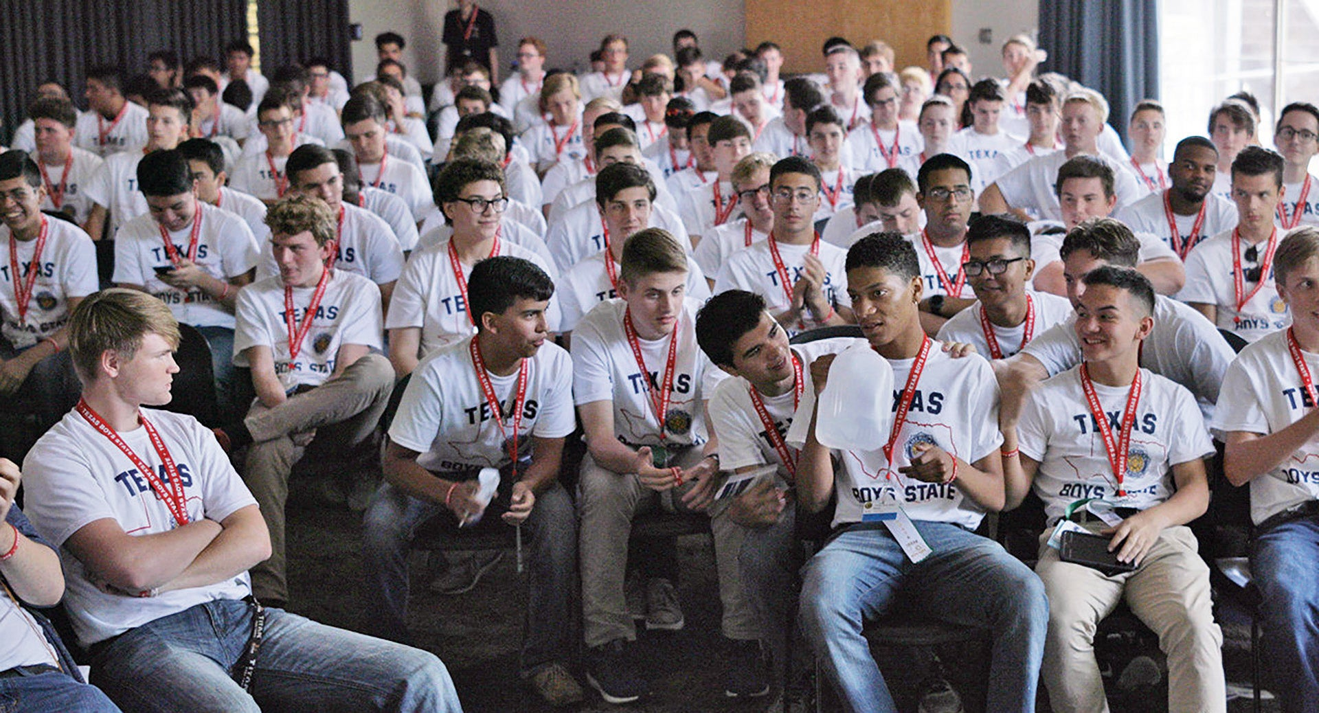 Boys State reveals a microcosm of modern political theatre