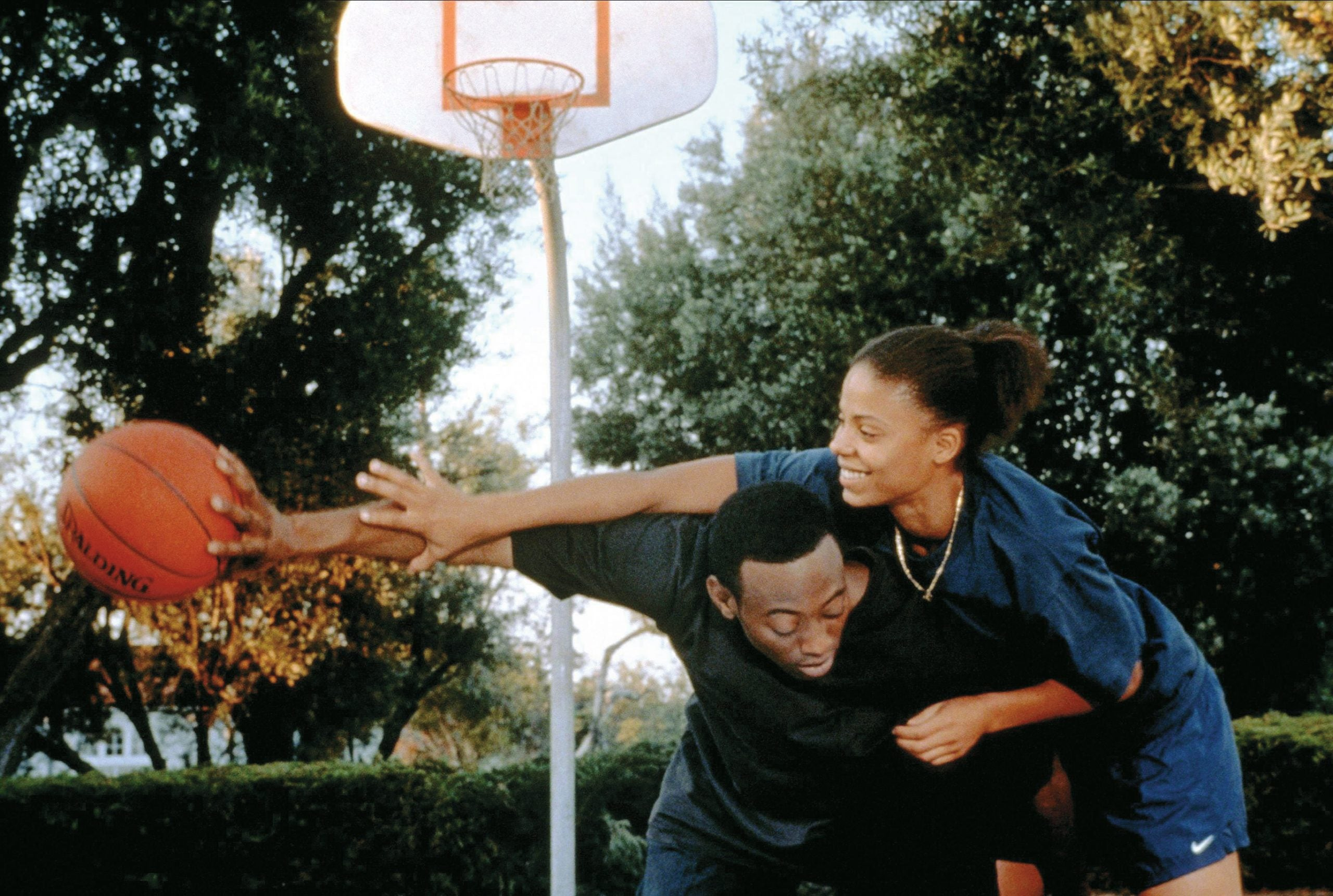 Love & Basketball is more than a chick flick