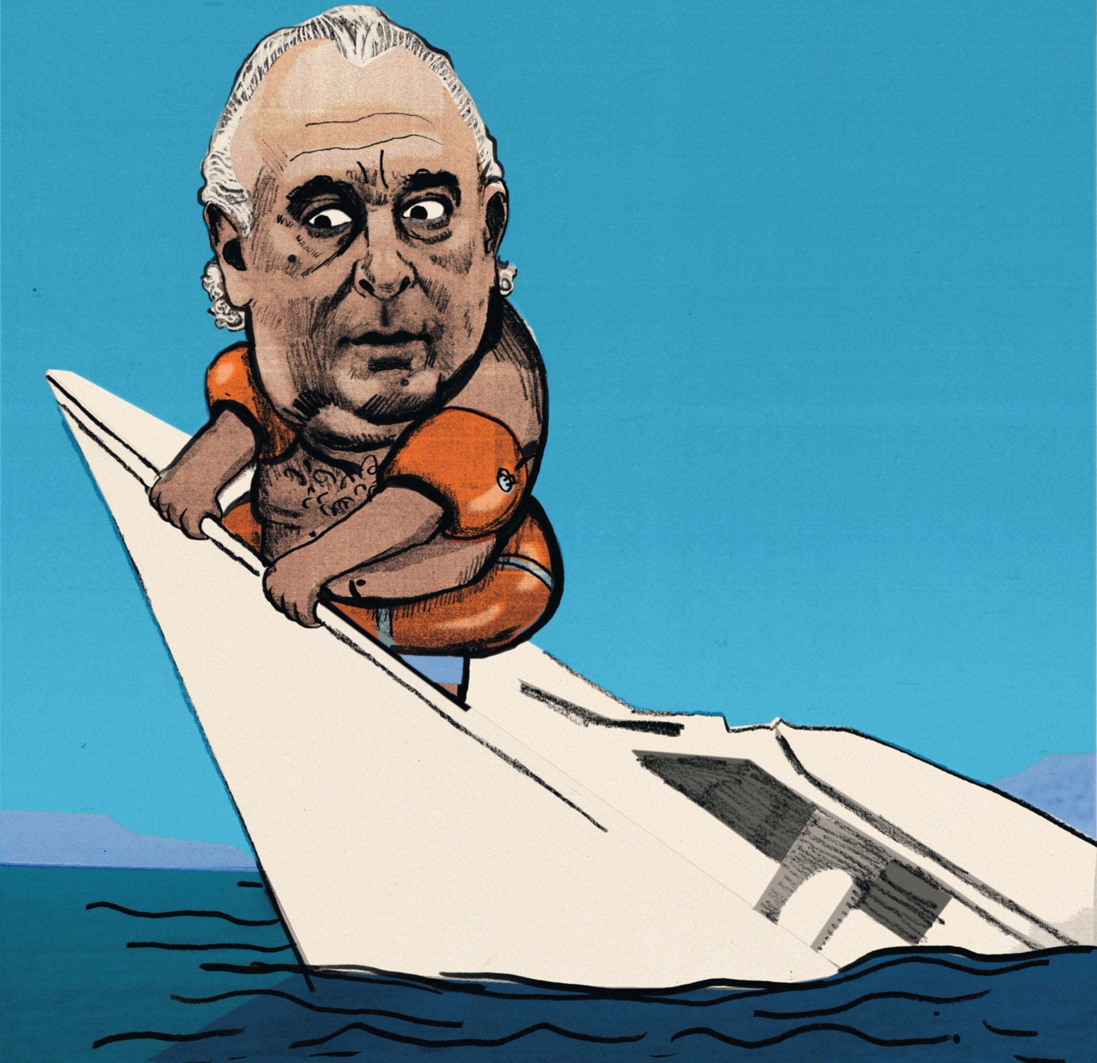 Philip Green: the emperor runs out of clothes