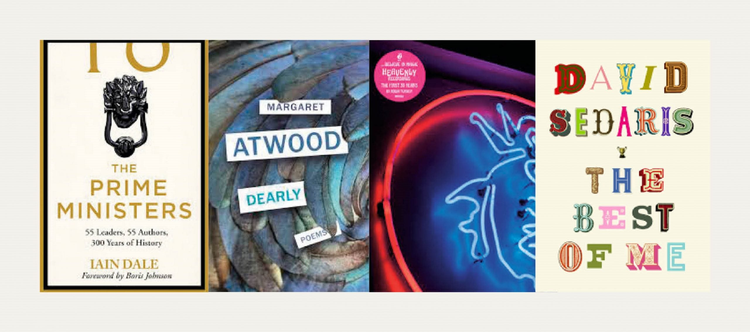 NS Recommends: New books from David Sedaris, Margaret Atwood, Iain Dale and Robin Turner
