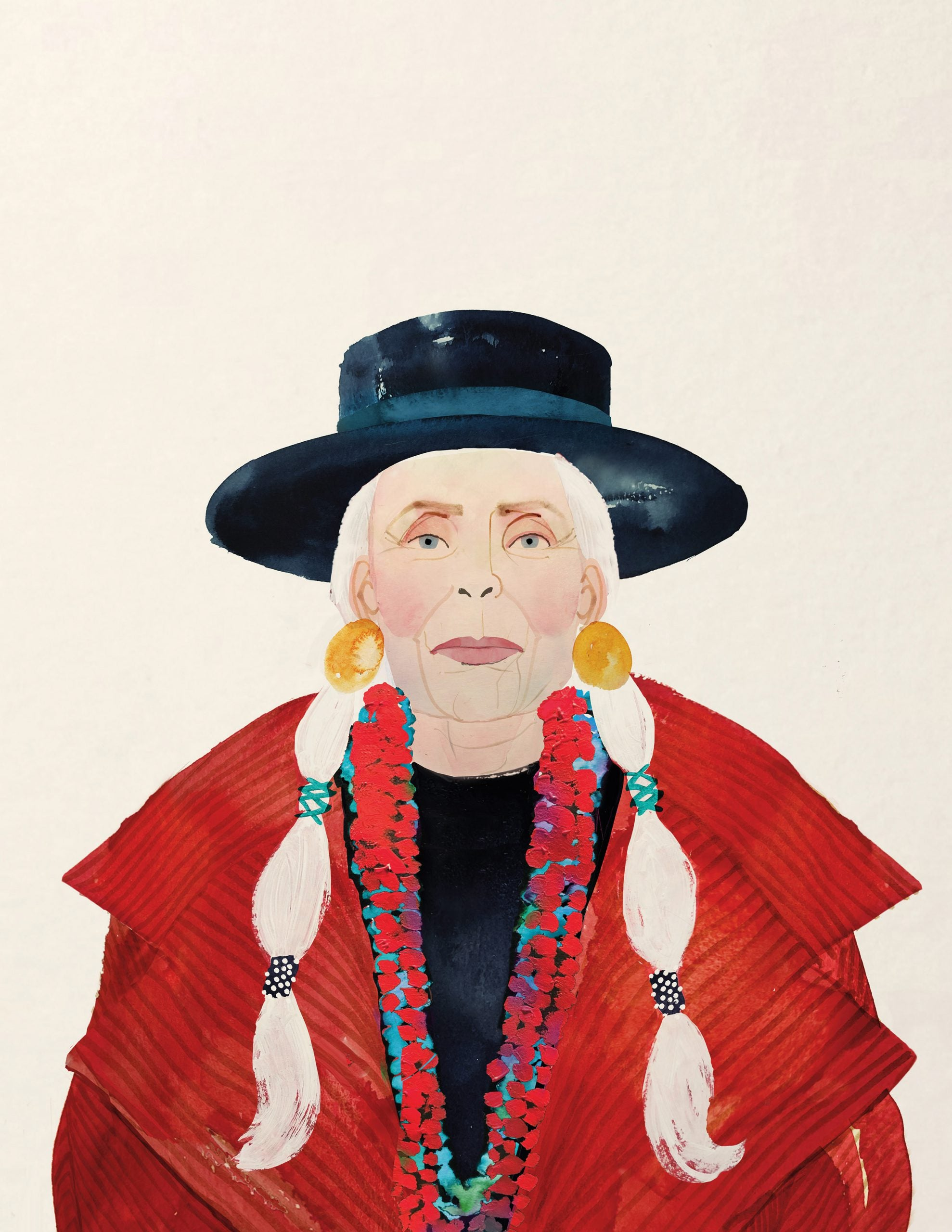 """Joni Mitchell: """"I know what I want and I'm not afraid to stand up for it"""""""