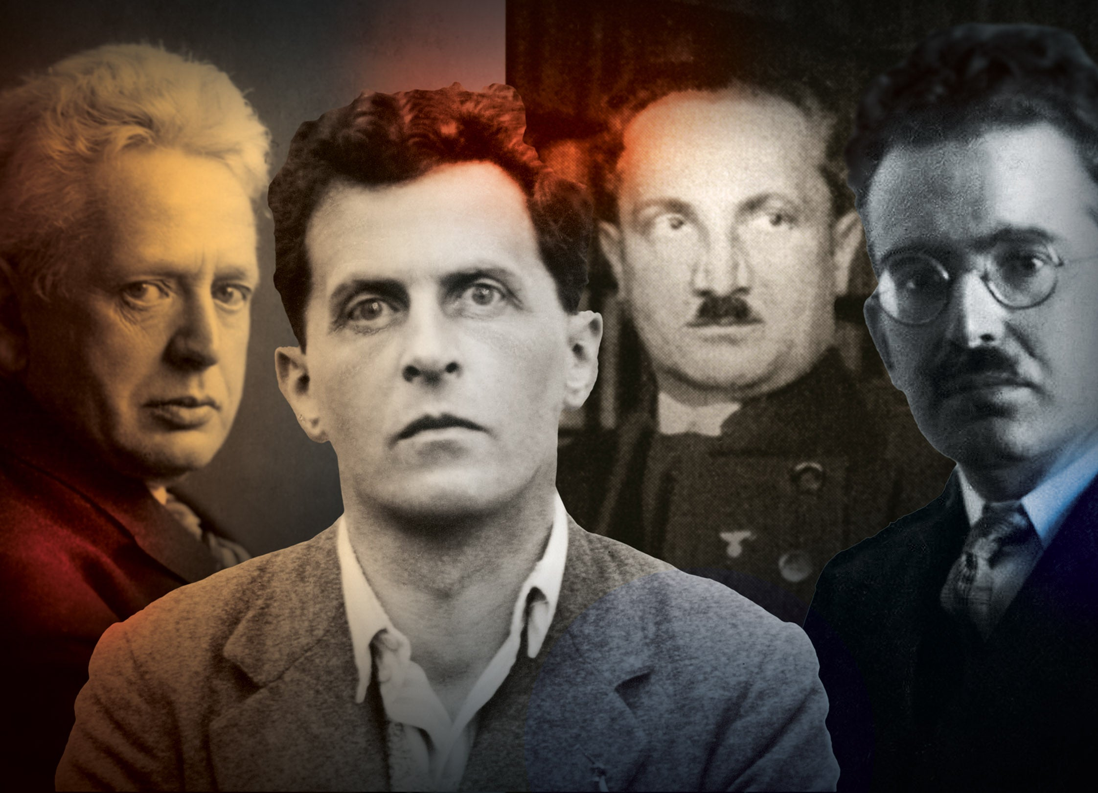 The four thinkers who reinvented philosophy