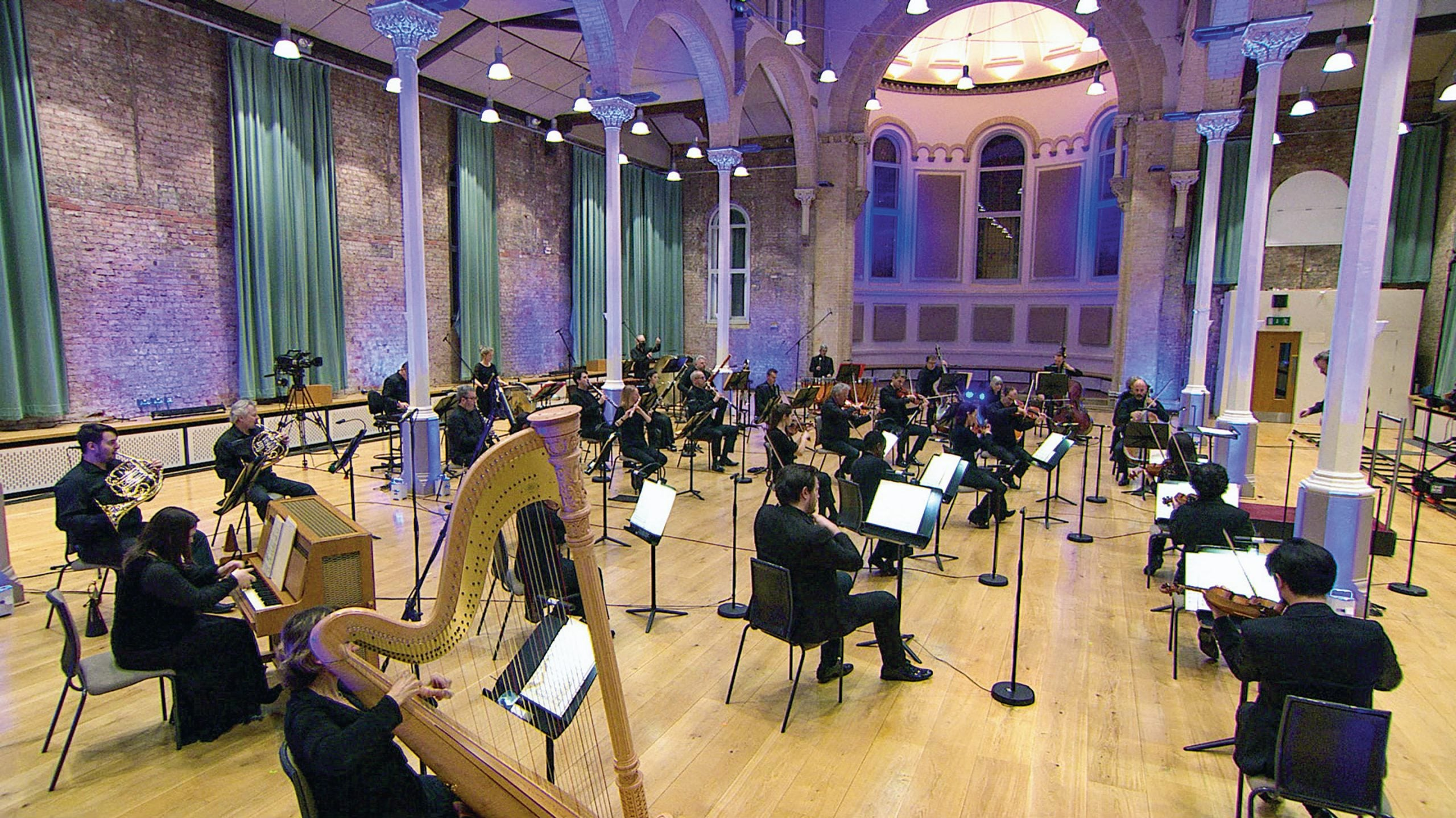 How the Hallé orchestra is bringing back live music online
