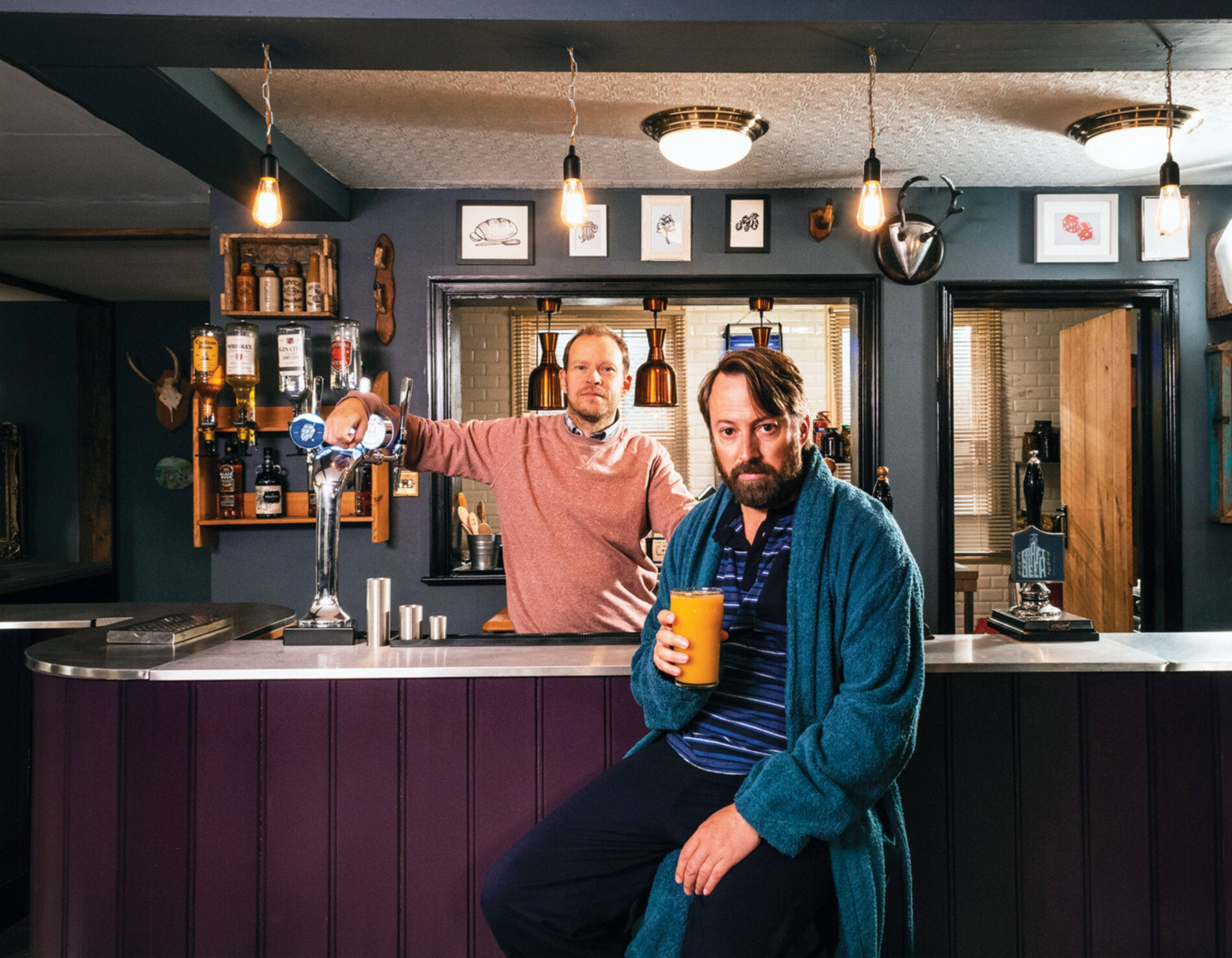 Channel 4's Back knows the provincial pub is Britain in microcosm