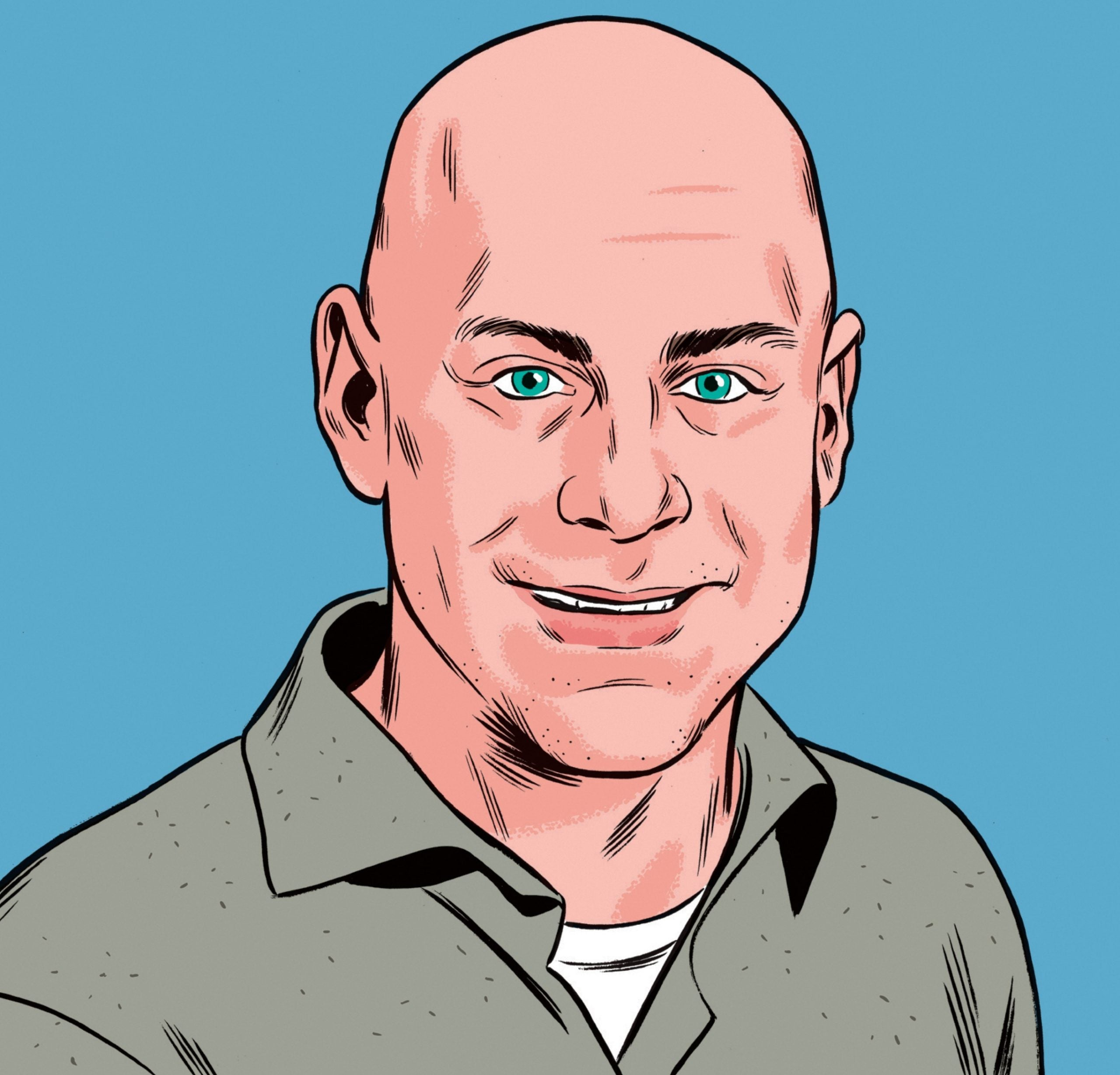 """Adam Grant Q&A: """"What would make my life better? Outsourcing sleep"""""""