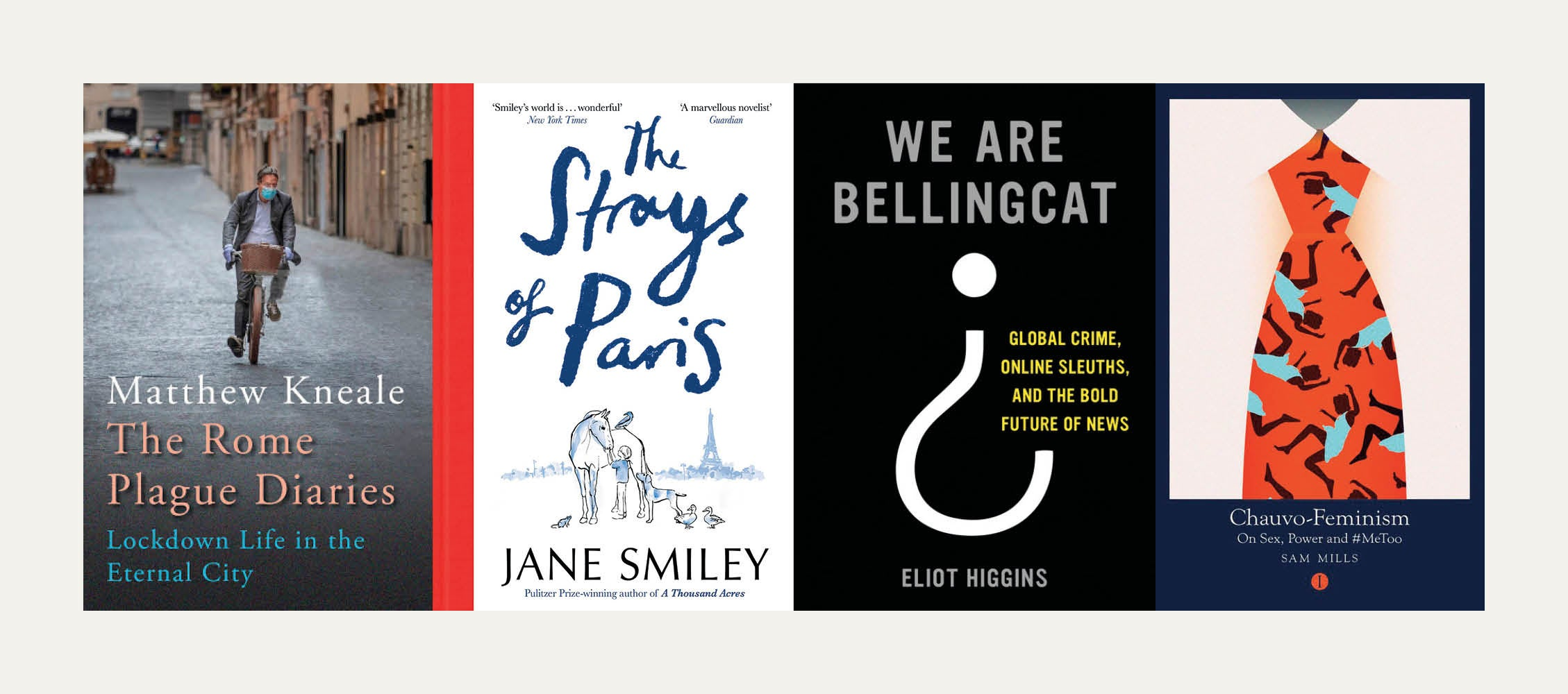 NS Recommends: New books from Eliot Higgins, Matthew Kneale, Jane Smiley and Sam Mills