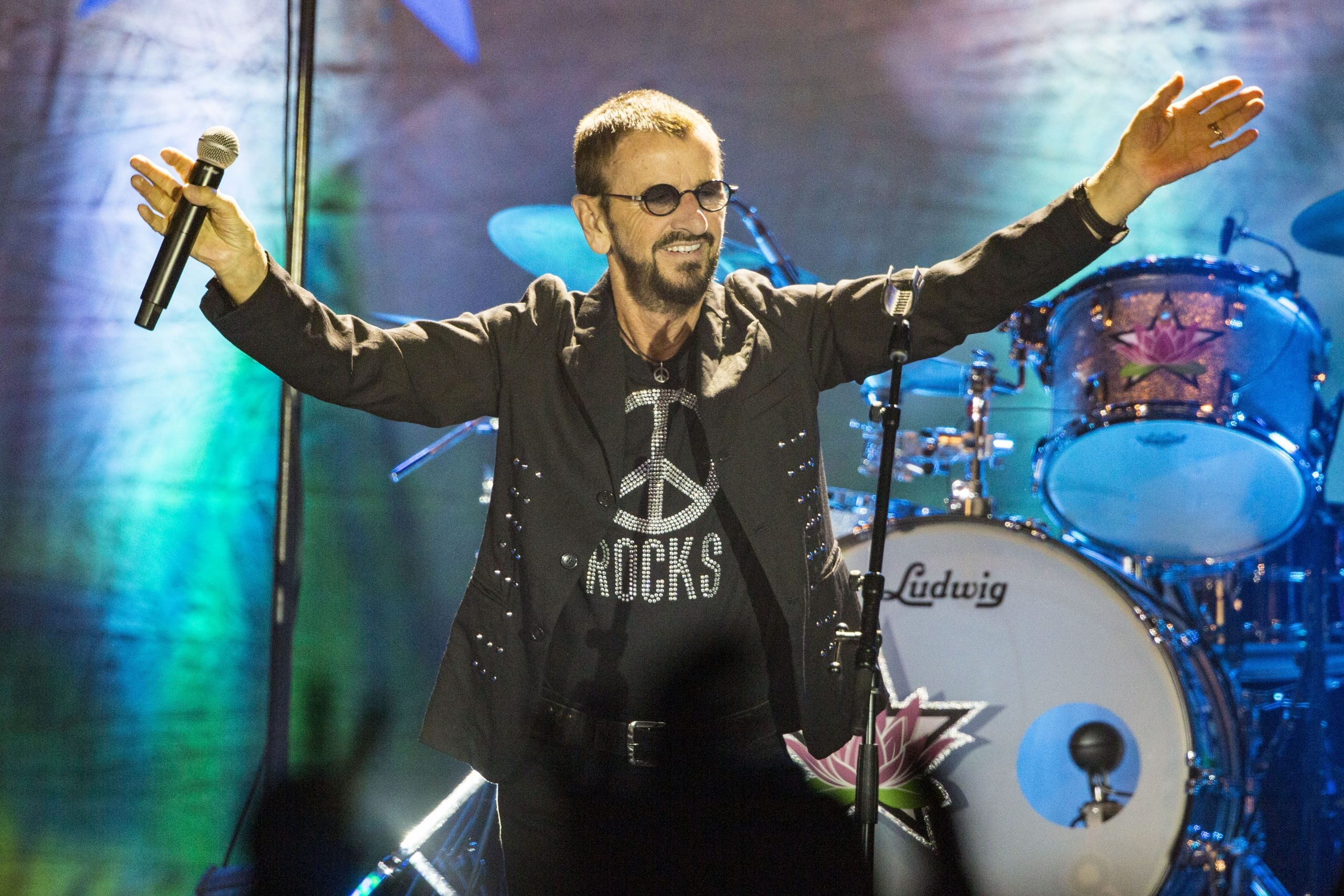 Ringo Starr's Zoom In is a paean to pre-lockdown partying