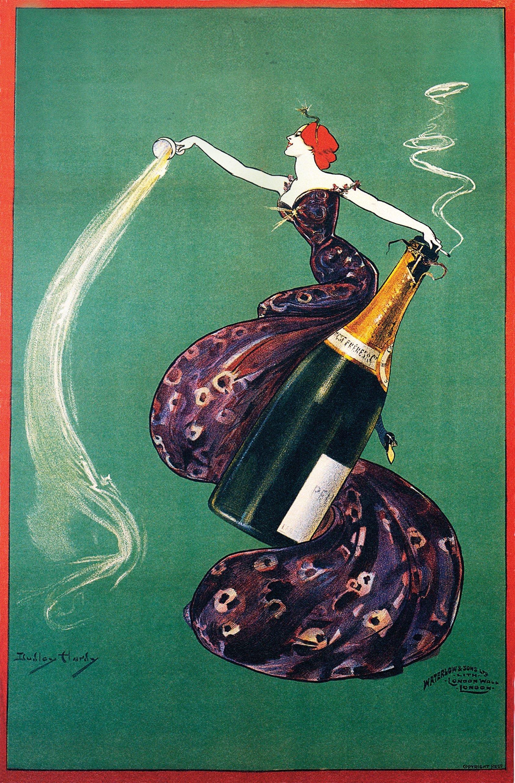 I finally understand the importance of serendipity – something Champagne makers knew all along