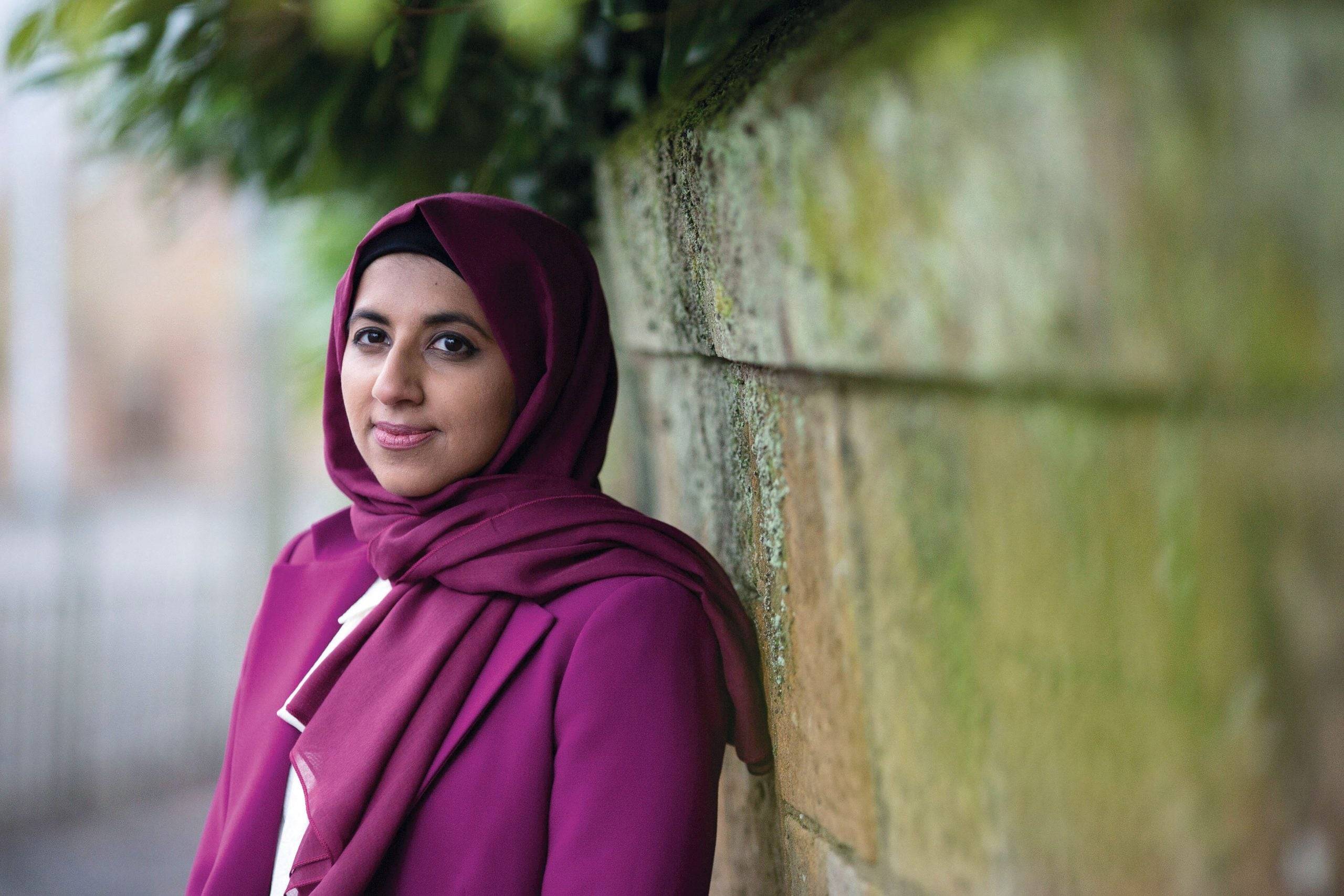 """Zara Mohammed interview: """"Muslims are never the heroes on TV"""""""