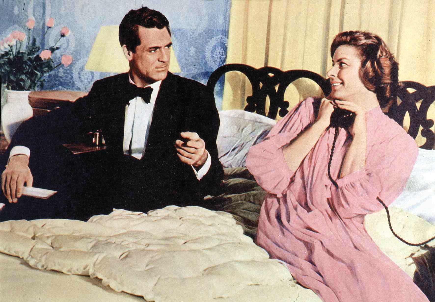 Cary Grant's turn in the 1950s romcom Indiscreet is a lesson in effortlessness