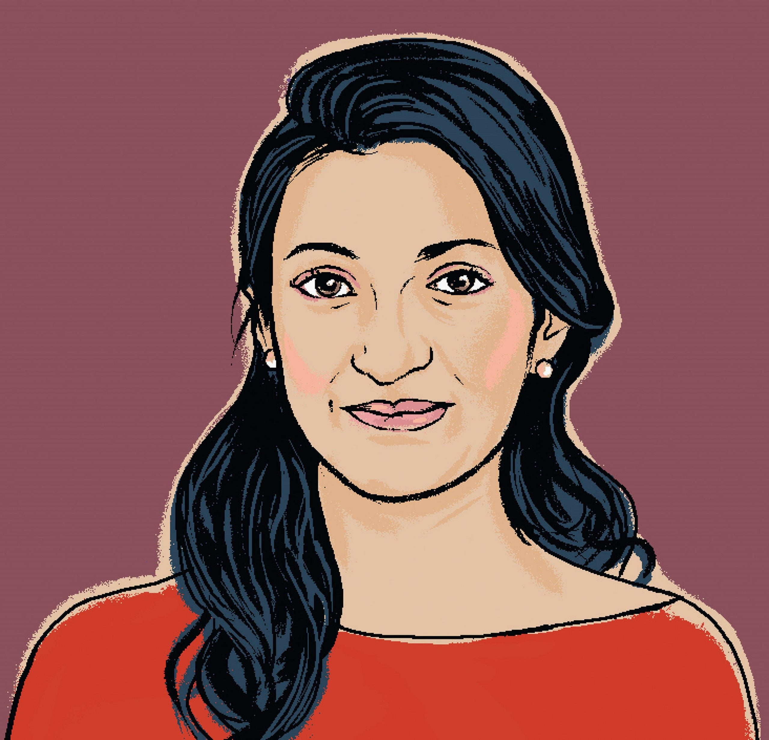 """Rukmini Iyer Q&A: """"It's time to crack open the wine"""""""