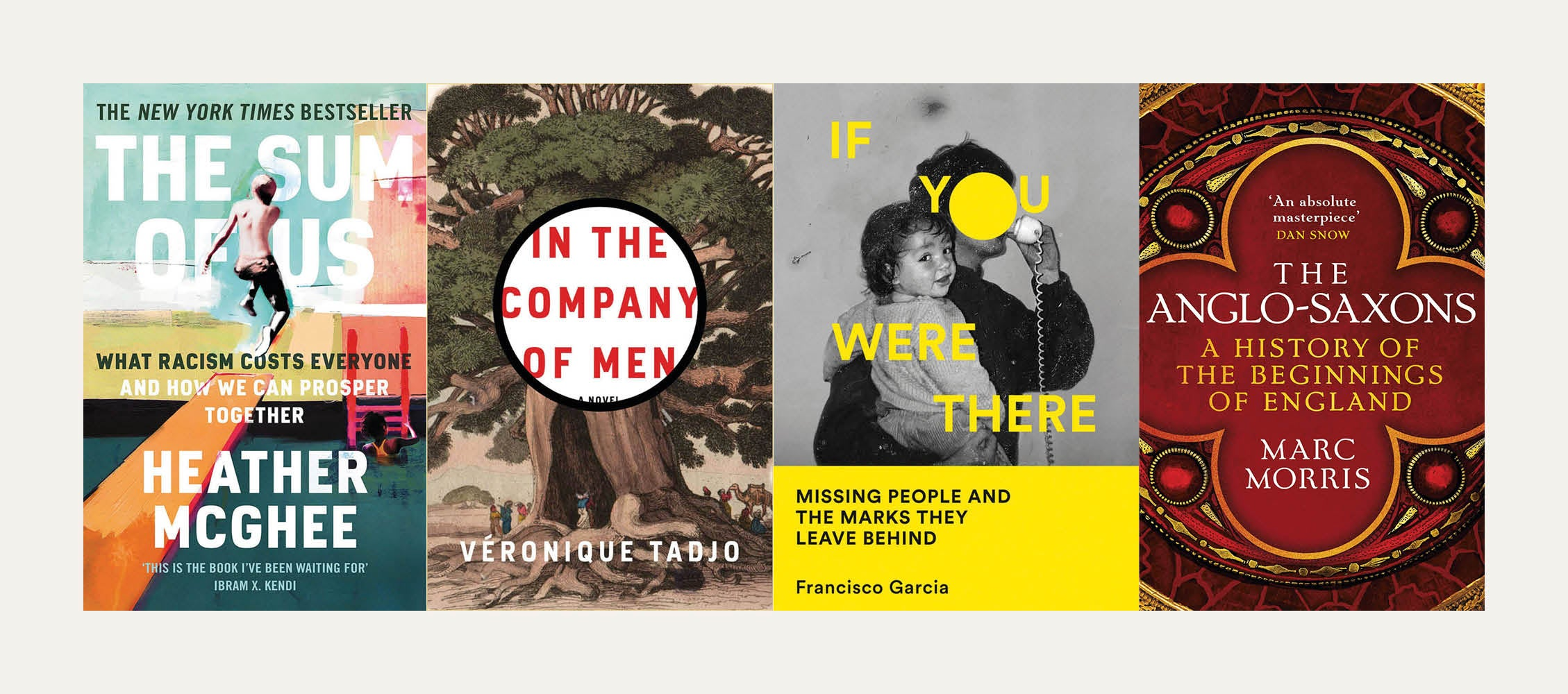 Reviewed in short: New books by Heather McGhee, Marc Morris, Véronique Tadjo and Francisco Garcia