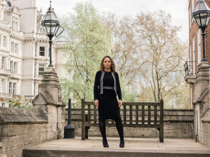 """""""Everyone was standing in my way"""": Alexandra Wilson, aka the Essex Barrister, speaks out"""