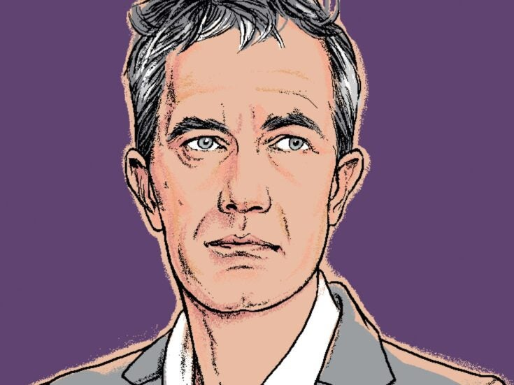"""Geoff Dyer's Q&A: """"I love doing housework – I find it extremely fulfilling"""""""