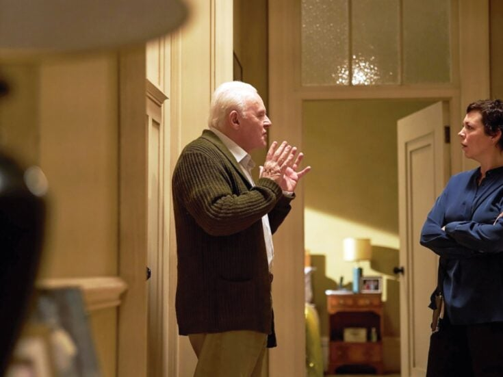 Dementia drama The Father is a campaign of disorientation