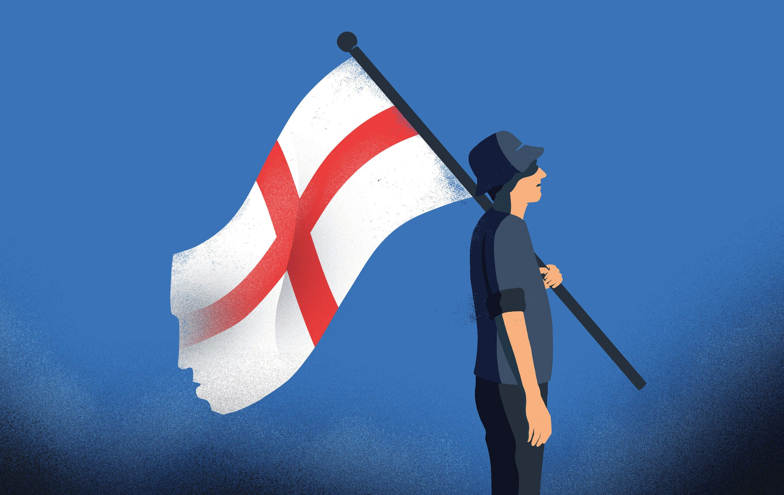 The revolt of the English
