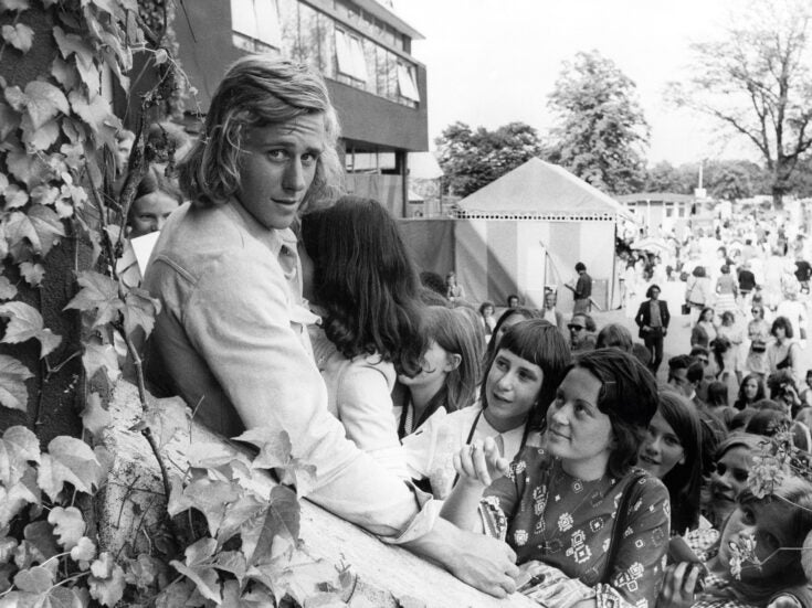 Björn Borg: the man with ice in his stomach