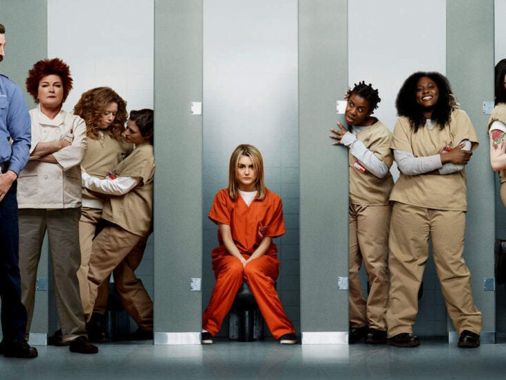 Caring about Orange is the New Black's characters will help you past difficult times in series two