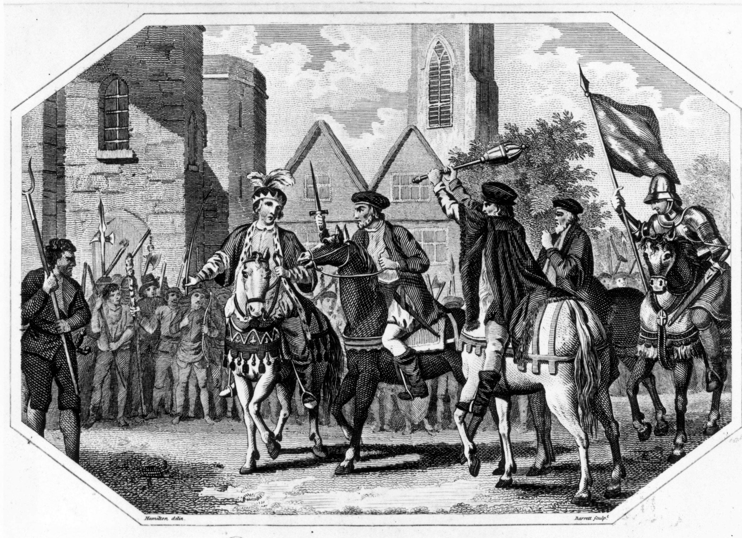 Reading the riot act: the true story of the Great Revolt