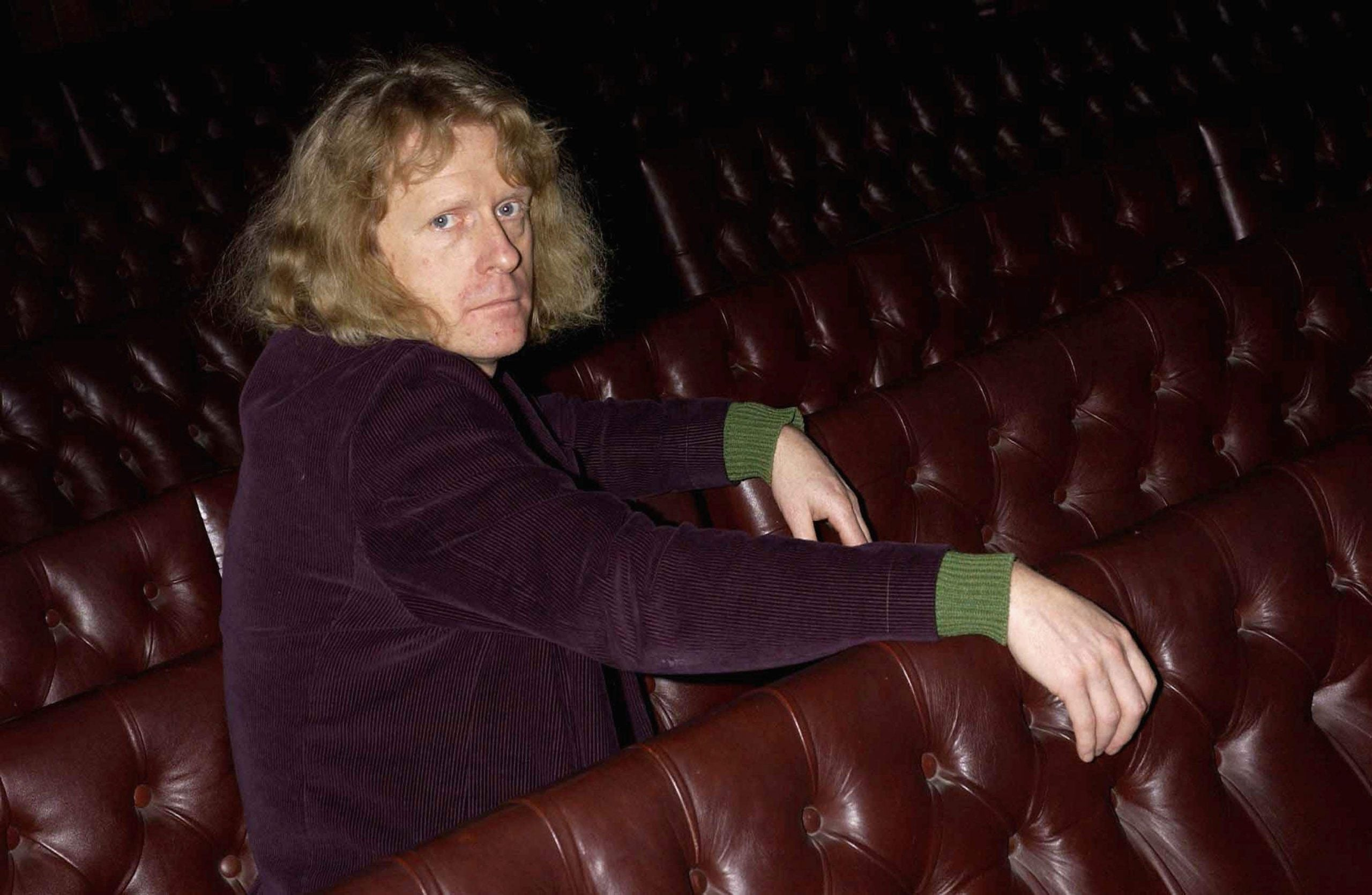 """Grayson Perry: """"I joined the cadets. I loved running around with guns"""""""